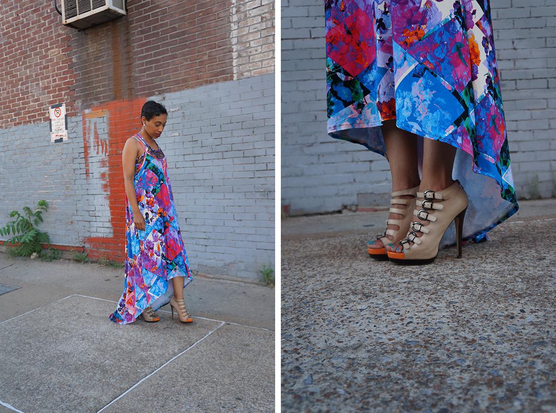 Andrea-Fenise-Floral-Maxi-Dress-Lace-Bralette