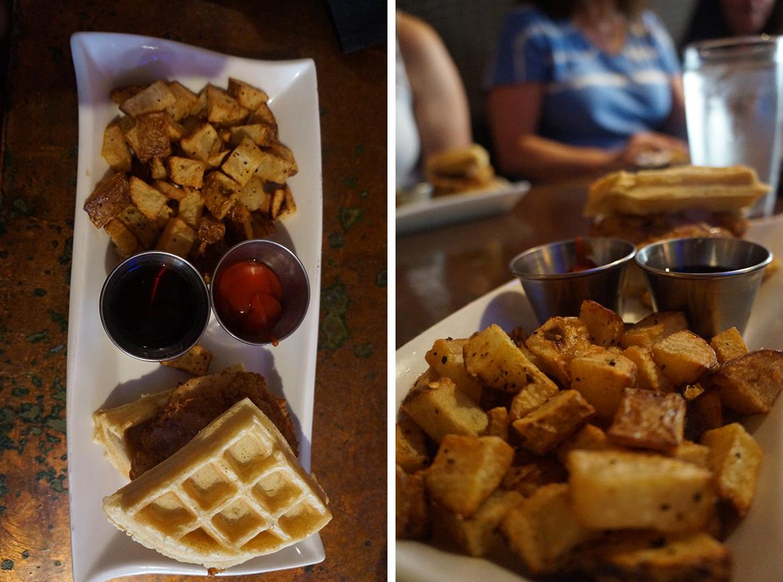 Andrea Fenise Memphis Fashion Blogger and Memphis Food Blogger experiences City Tasting Tours
