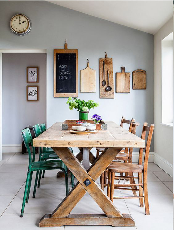 Andrea-Fenise-Home-Interior-Farm-Table-Ispiration