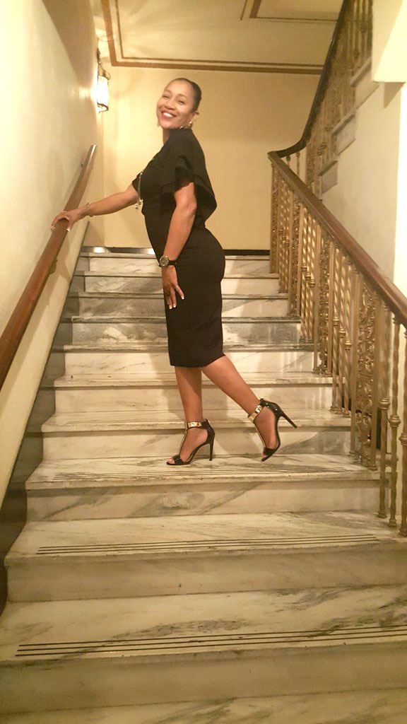 #showyourwork : Andrea Fenise Double Petal Sleeve Dress