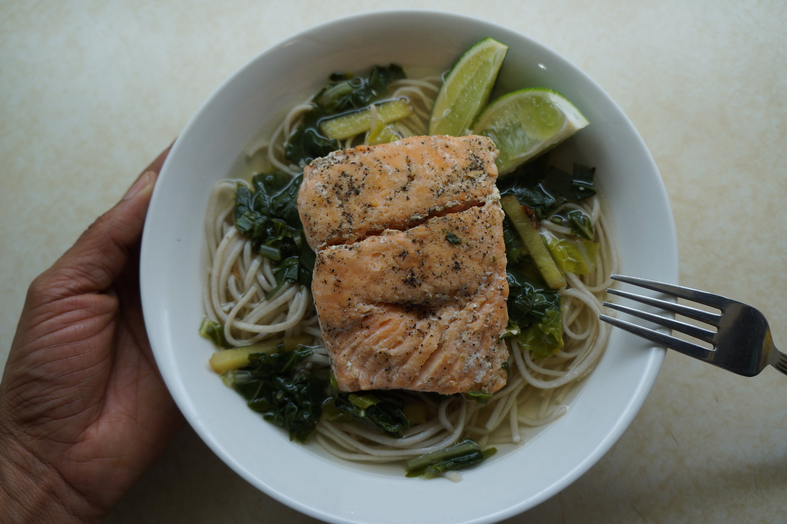 Andrea-Fenise-Japanese-Ginger-Broth-Salmon