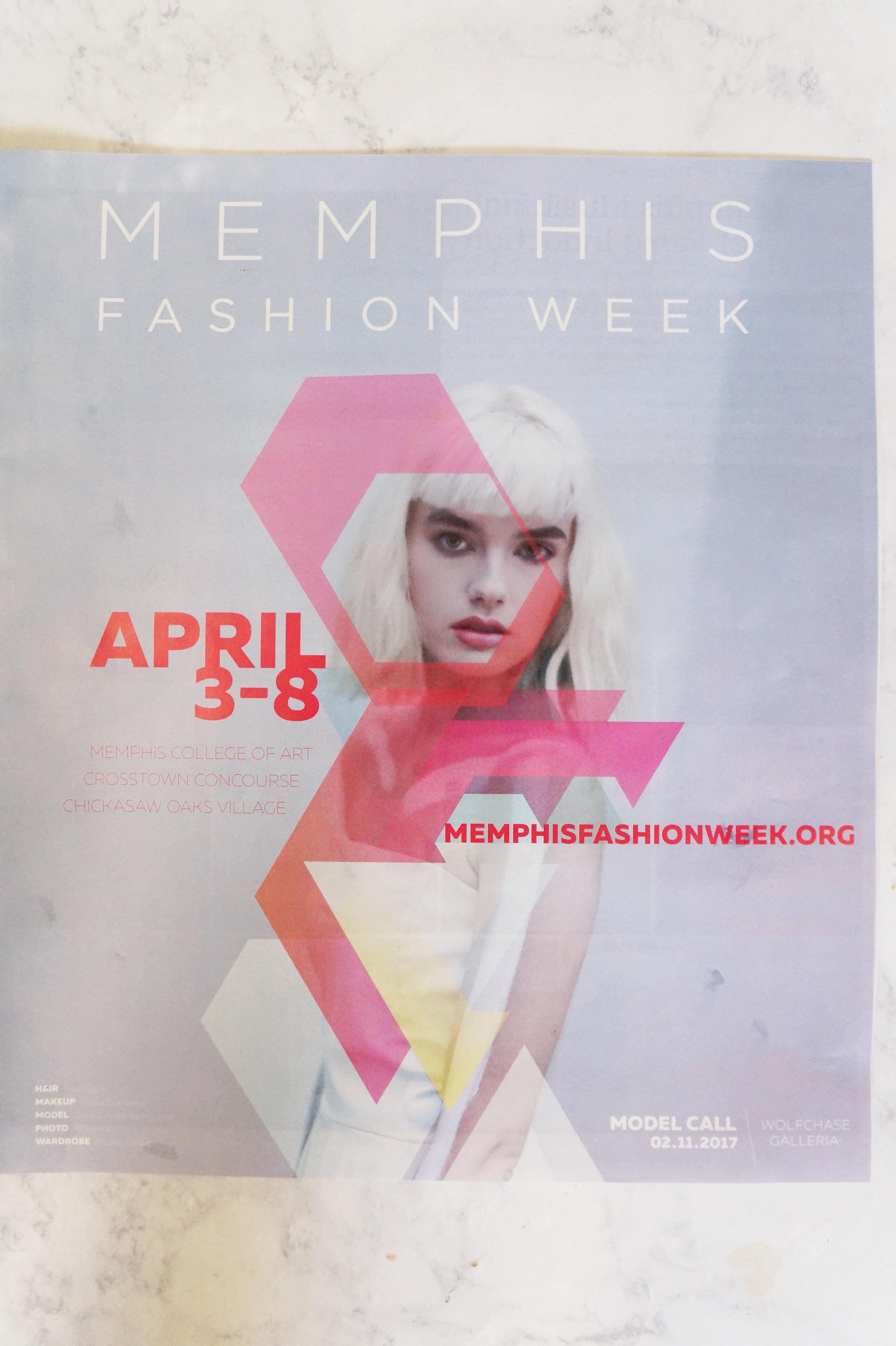 Andrea Fenise Memphis Fashion Week