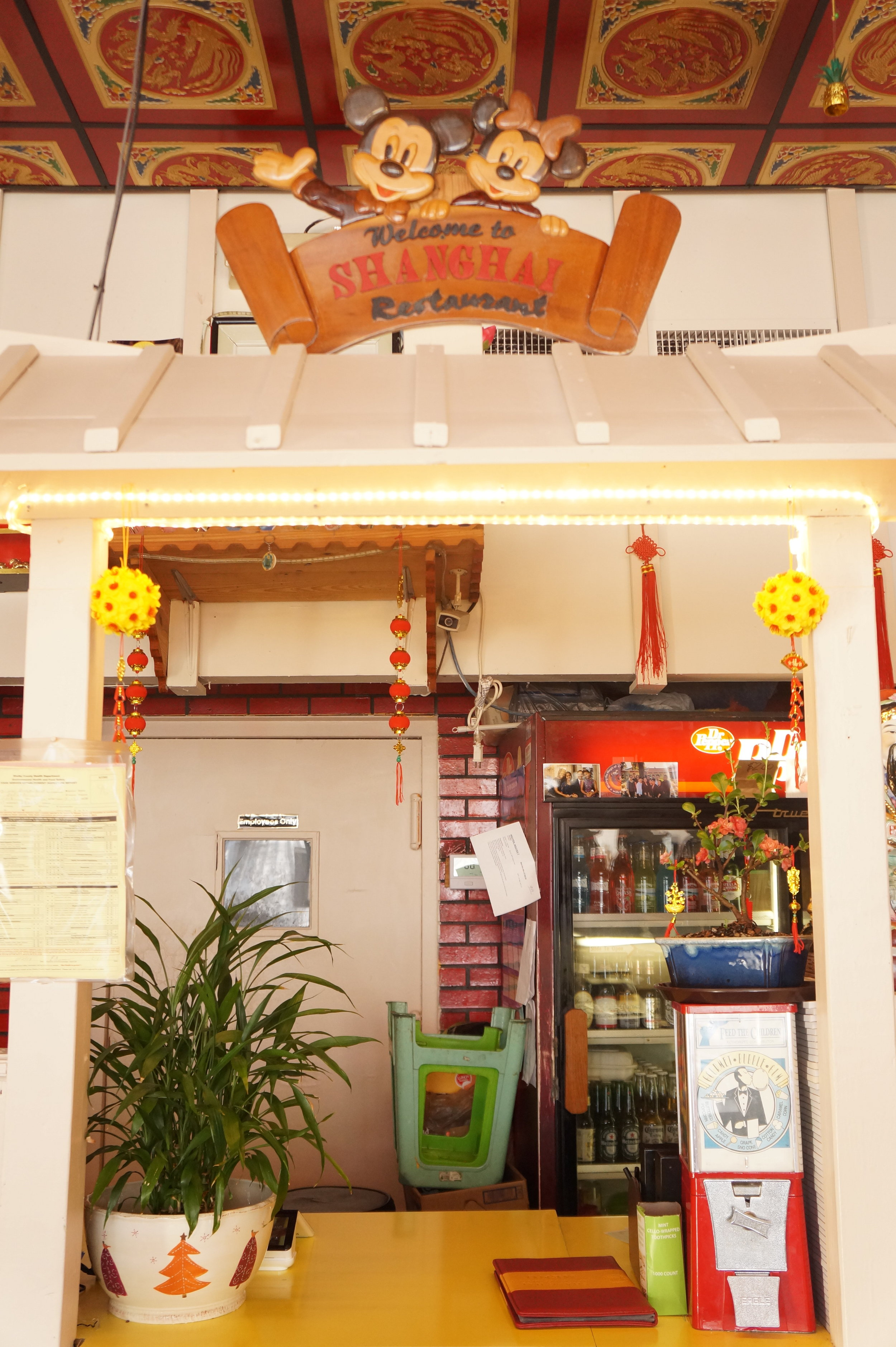 Andrea Fenise Memphis Fashion Blogger and Food Blogger features Shang Hai restaurant