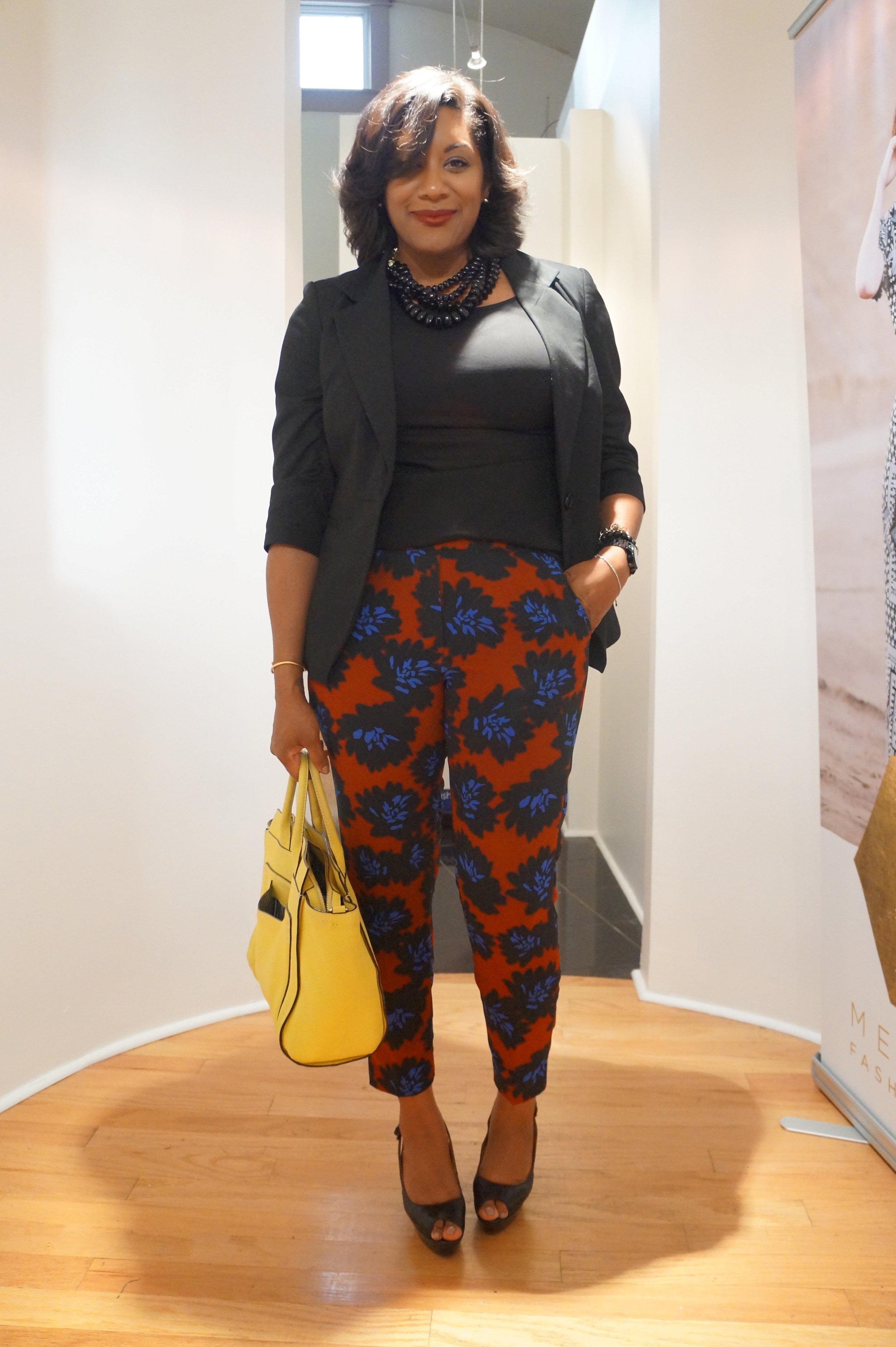 Blogger Quaneshia of According to Q