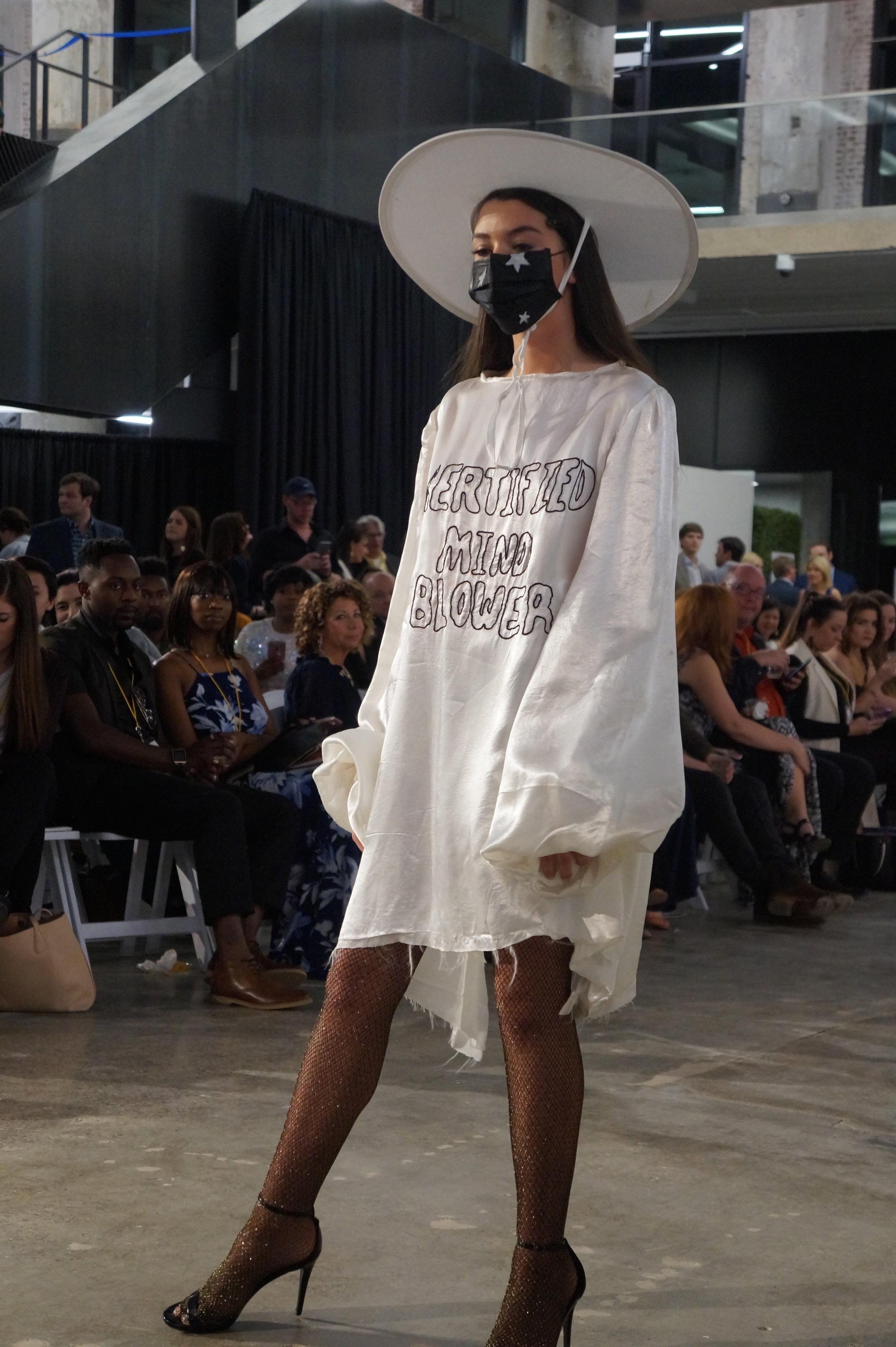Andrea Fenise Memphis Fashion Blogger shares #memphisfashionweek's featured designer's show