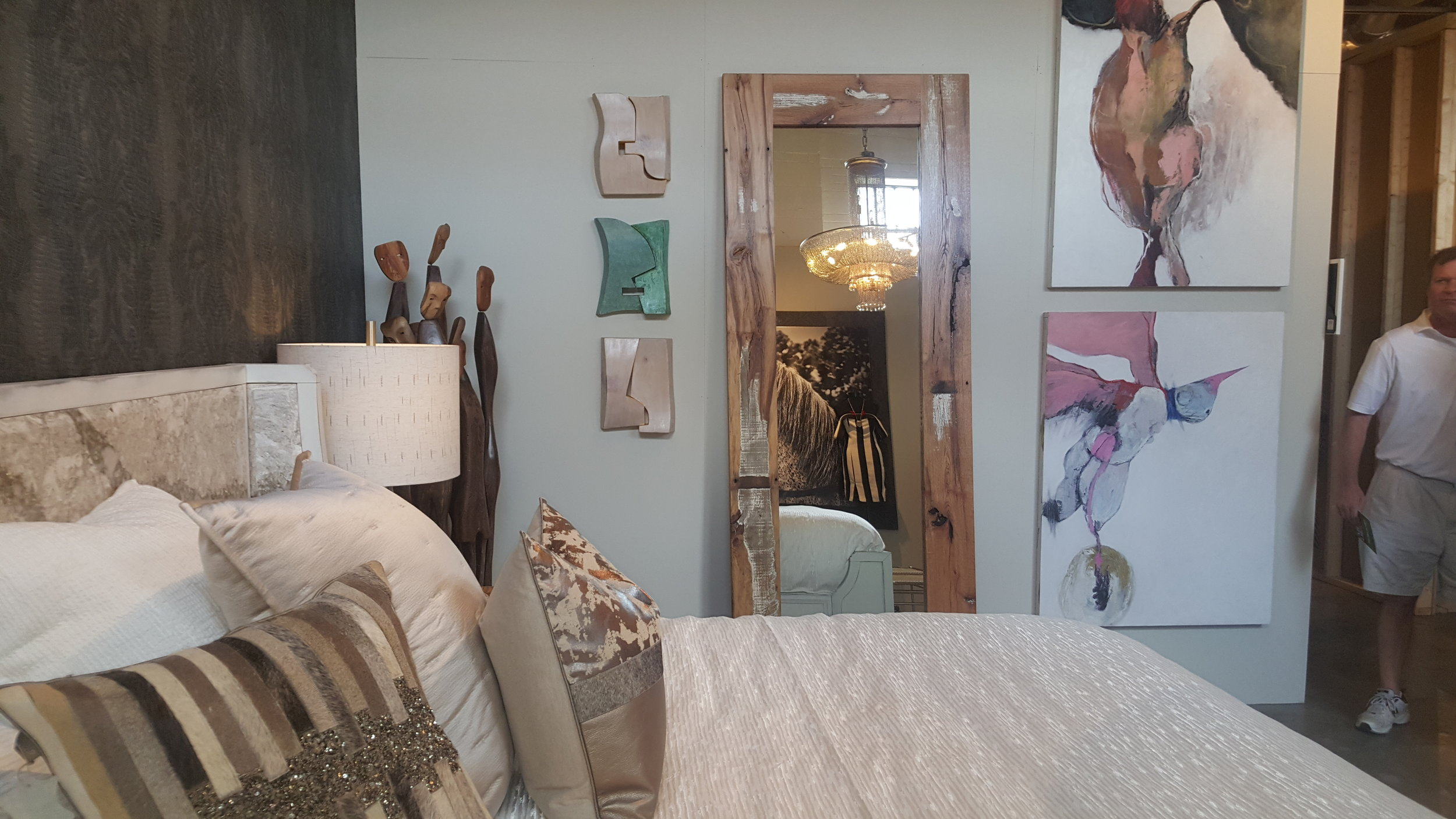 Andrea Fenise Memphis Fashion Blogger covers Art by Design with Exceed Kitchen and Bath