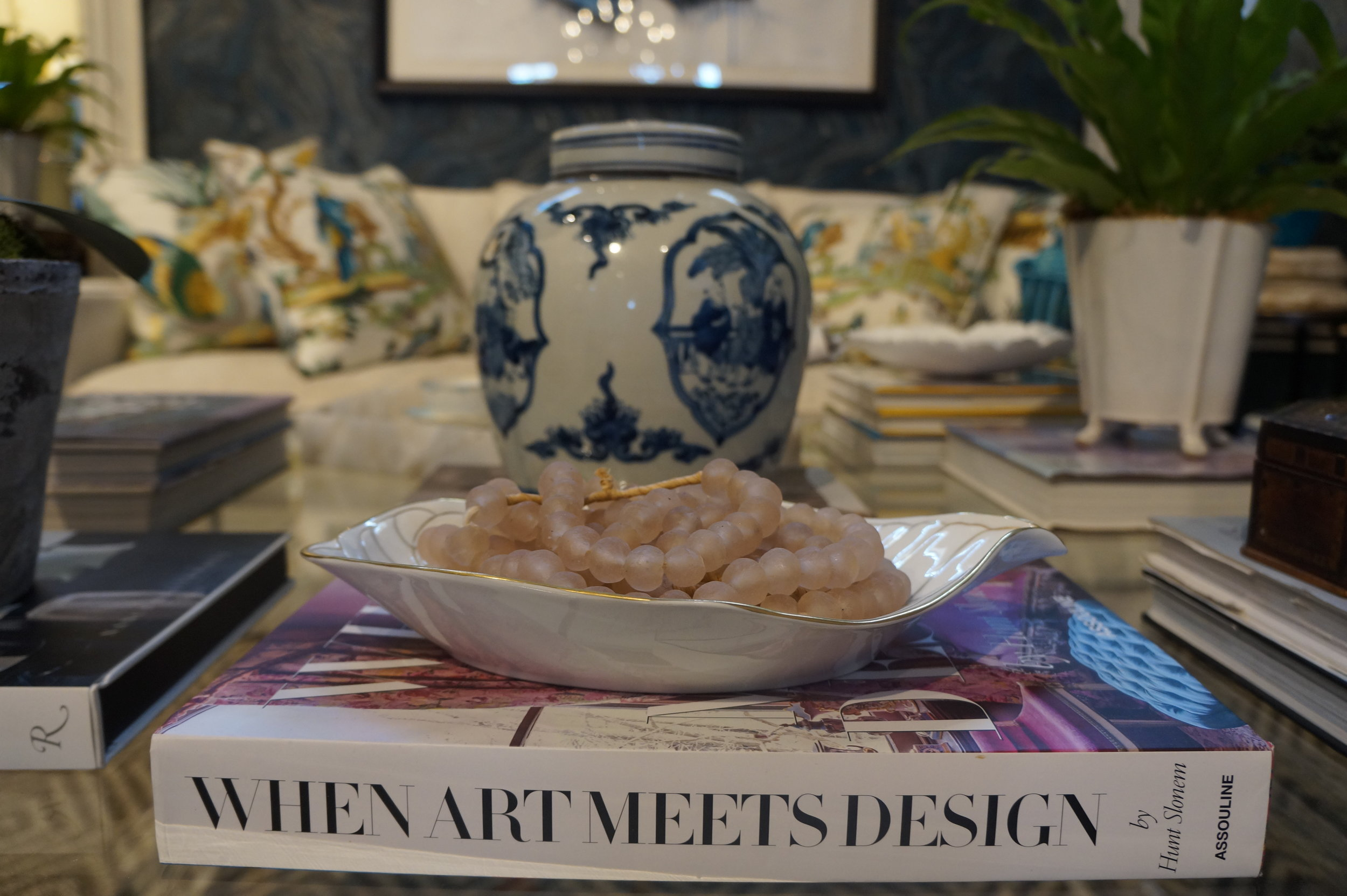 Andrea Fenise Memphis Fashion Blogger covers Art by Design