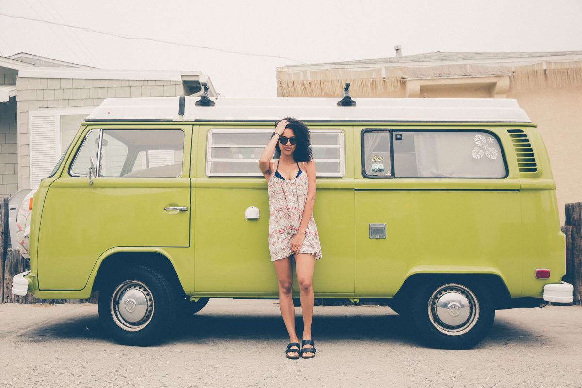 Andrea Fenise Memphis Fashion Blogger shares road trip inspiration