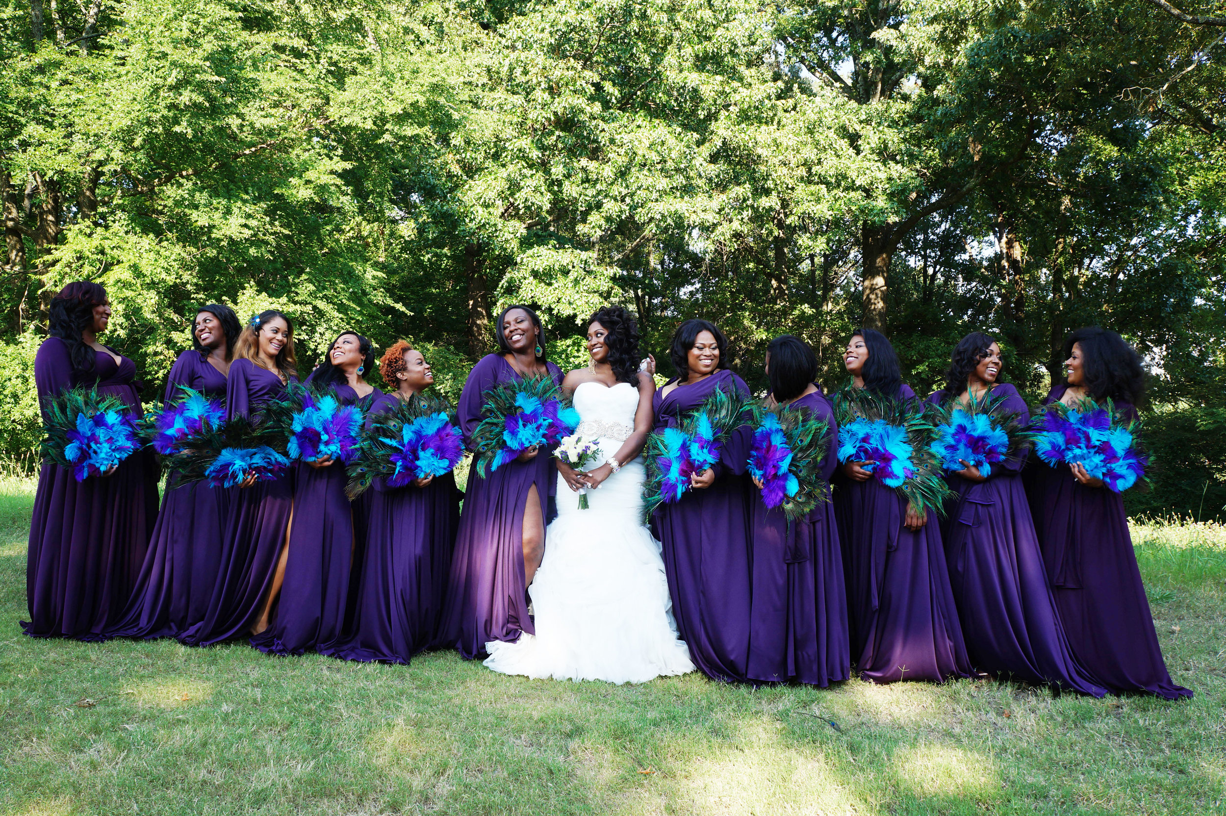 Andrea Fenise Memphis Fashion Blogger shows her bridal work