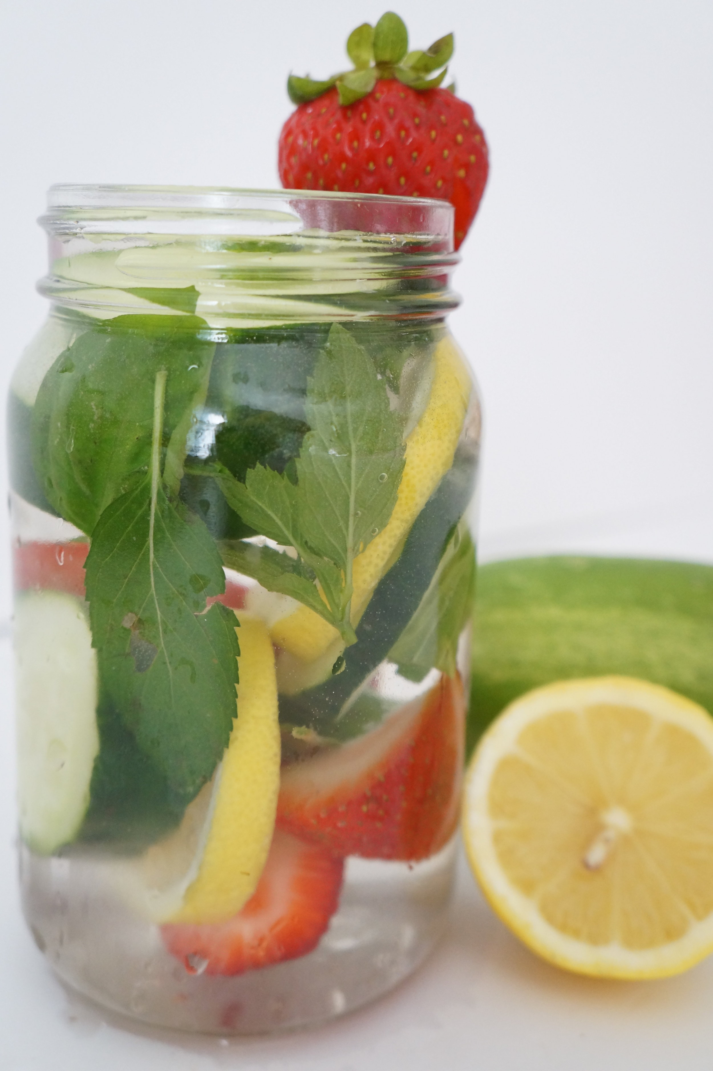 Andrea Fenise Memphis Fashion Blogger shares 3 easy cucumber recipes