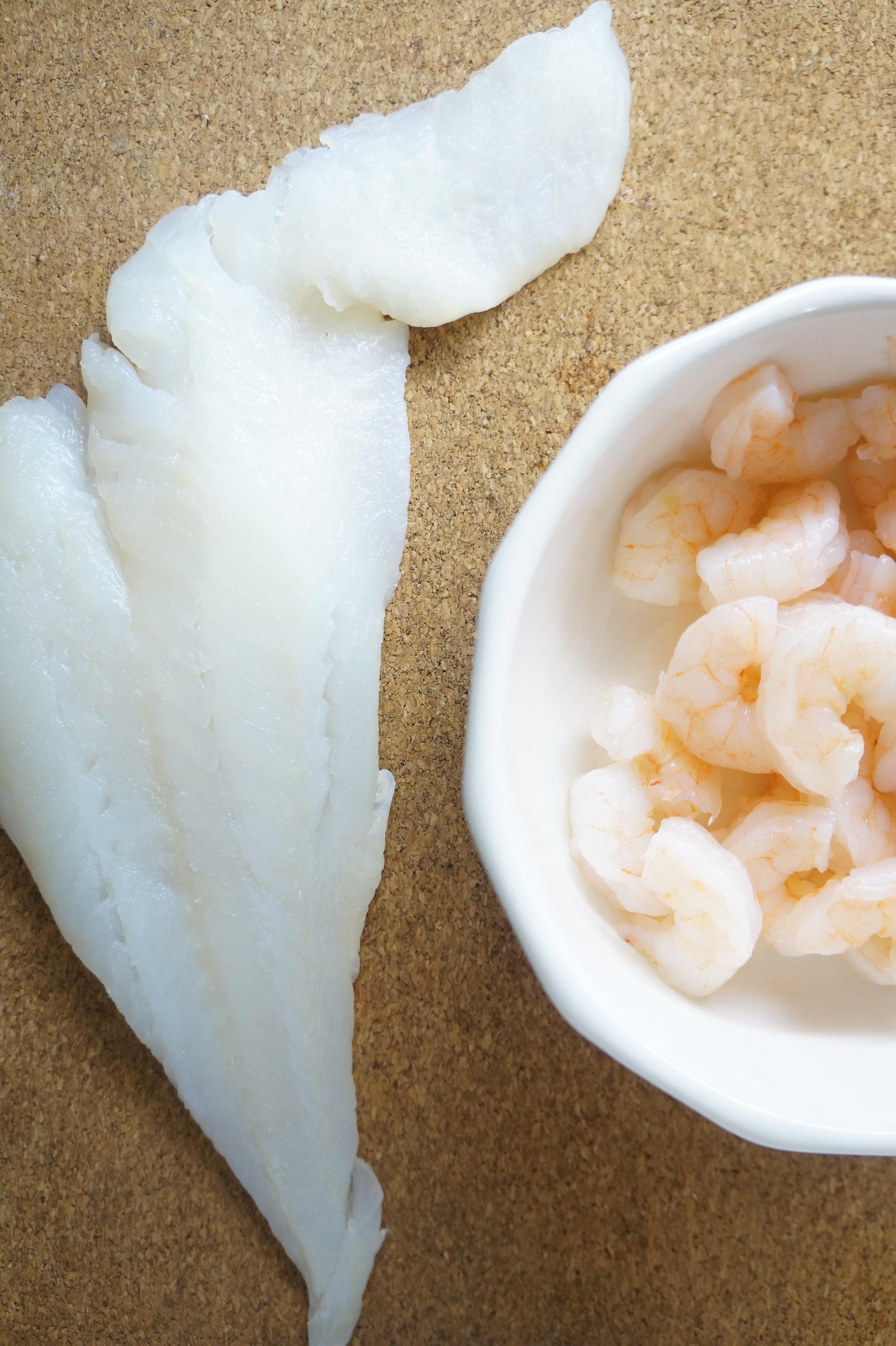 Andrea Fenise Memphis Fashion Blogger shares a shrimp and cod cakes recipe