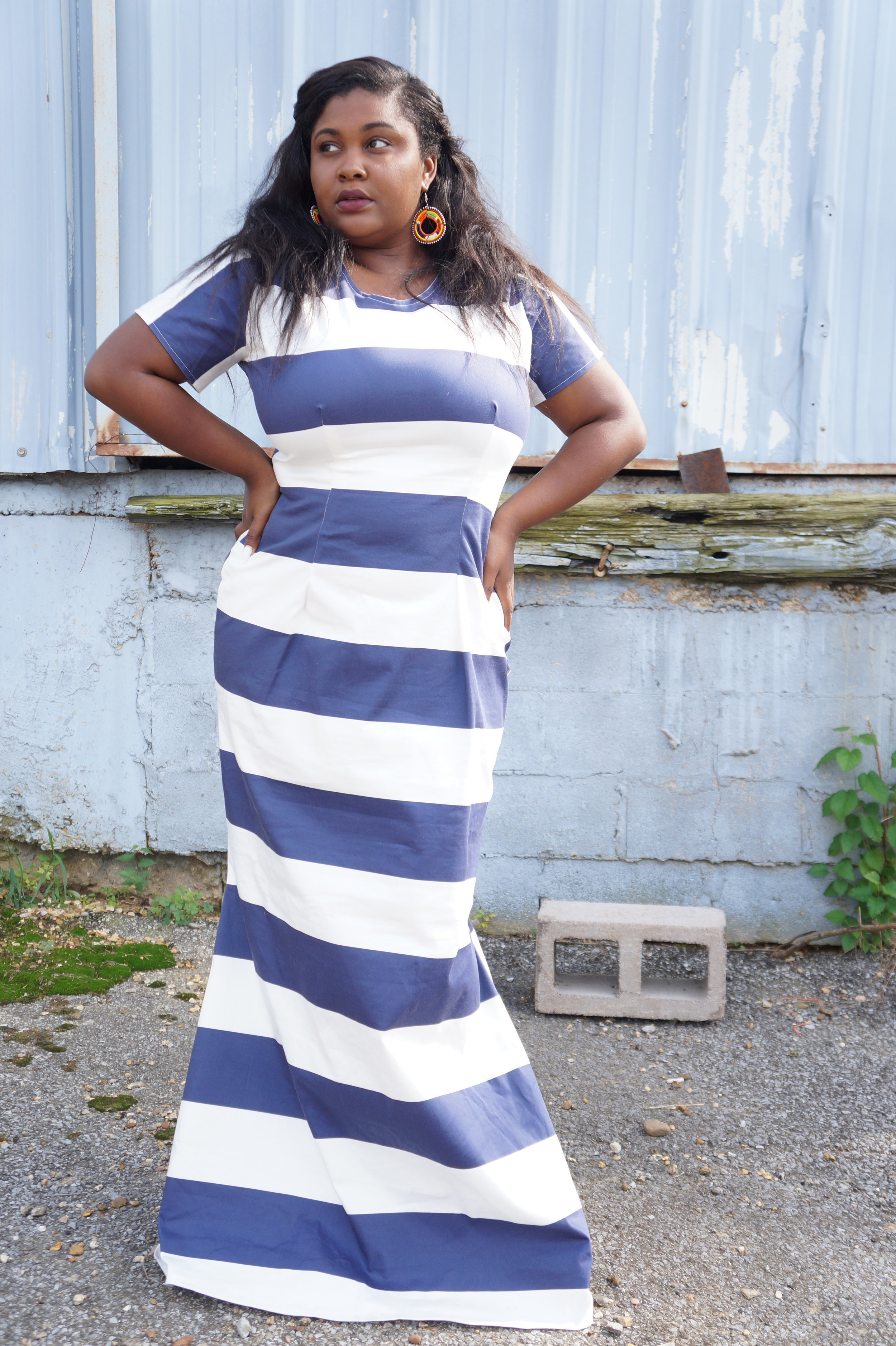 Andrea Fenise Memphis Fashion Blogger Working Girl Series Tiena Gwin