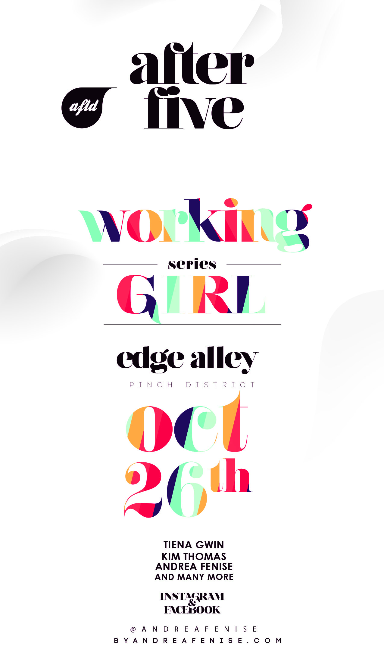 Andrea Fenise Memphis Fashion Blogger shares The Working Girl series