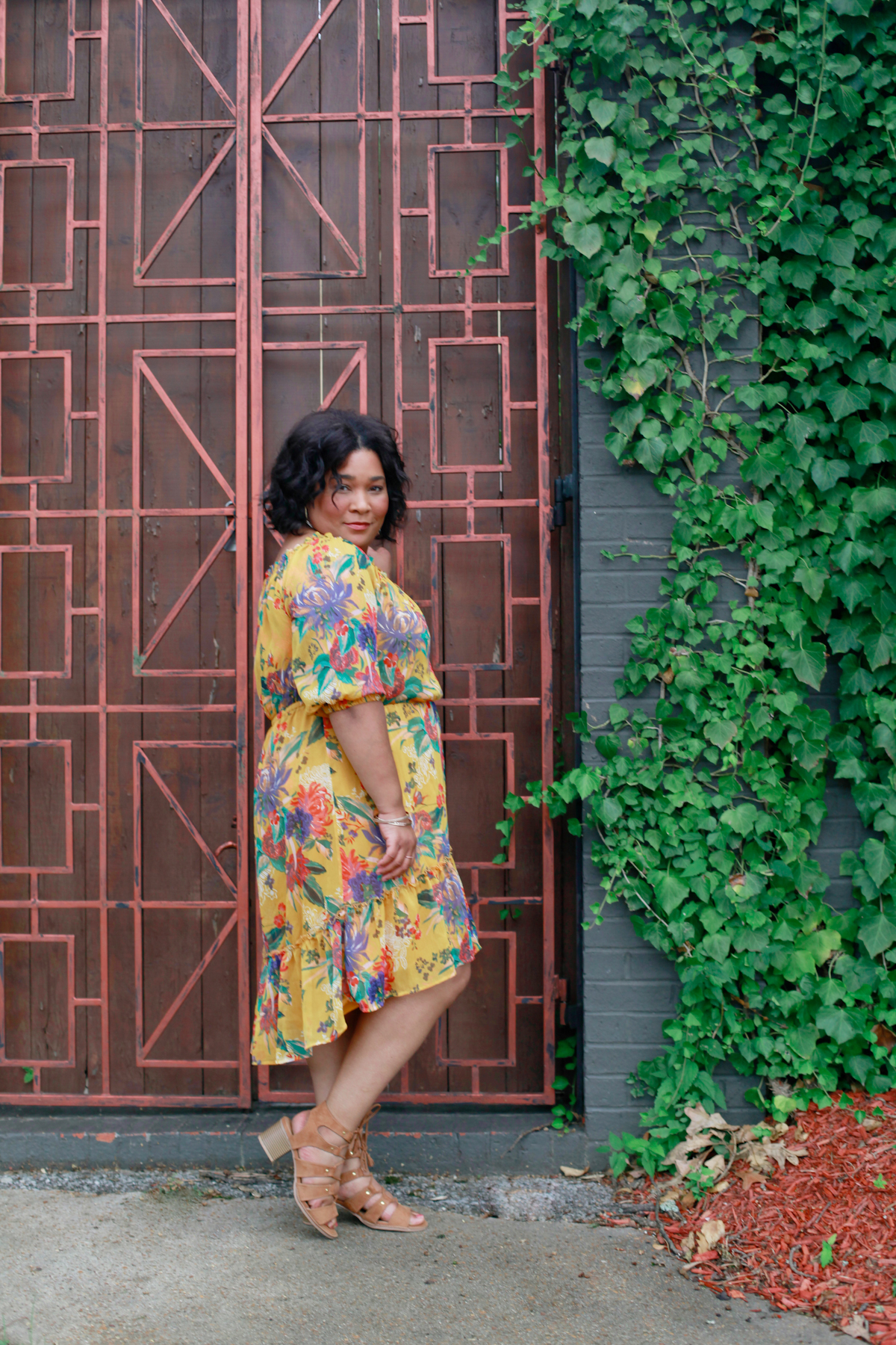 Andrea Fenise Memphis Fashion Blogger features Working Girl Interview with Kim of KP Fusion