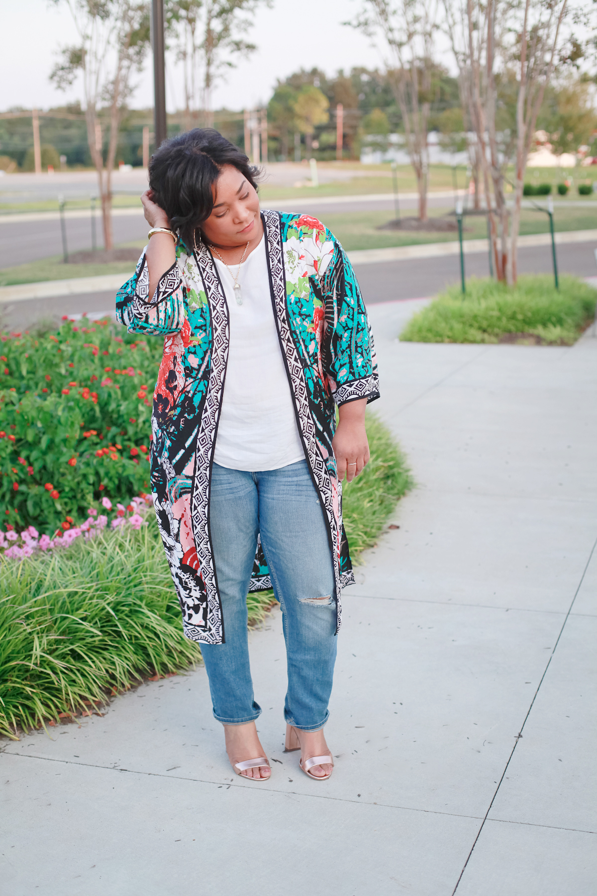 Andrea Fenise Memphis Fashion Blogger Features Working Girl Interview with Kim of KPFusion