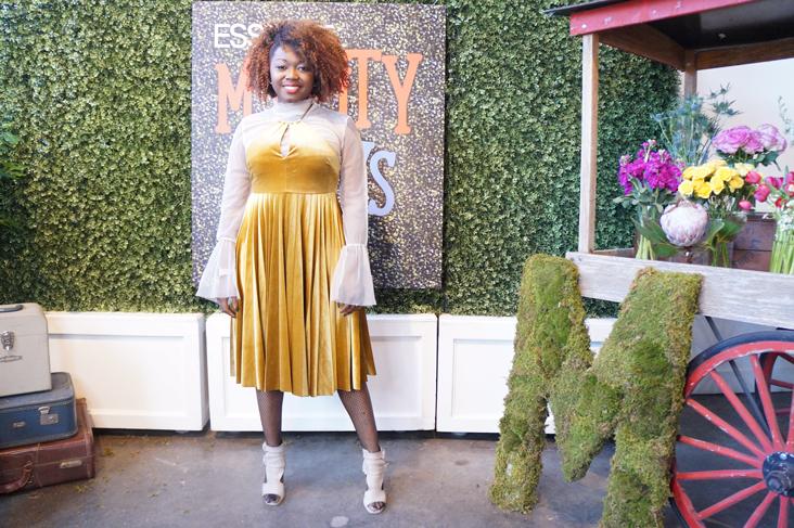 Andrea Fenise Memphis Fashion Blogger shares Essence My City Four Ways