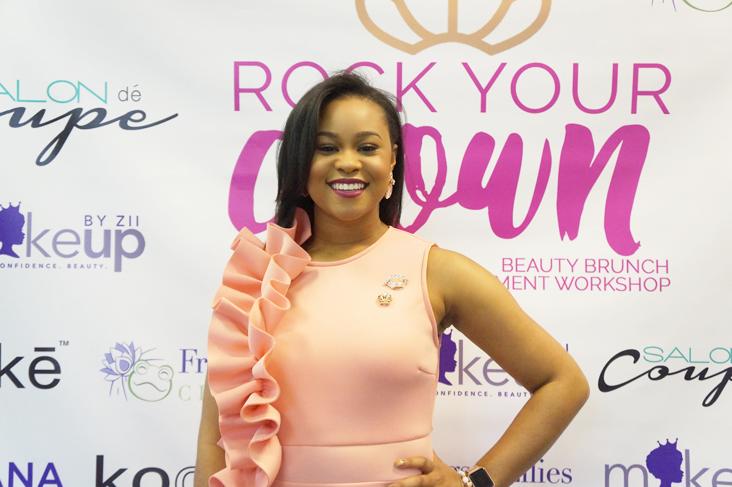 Andrea Fenise Memphis Fashion Blogger experiences Rock Your Crown 2017
