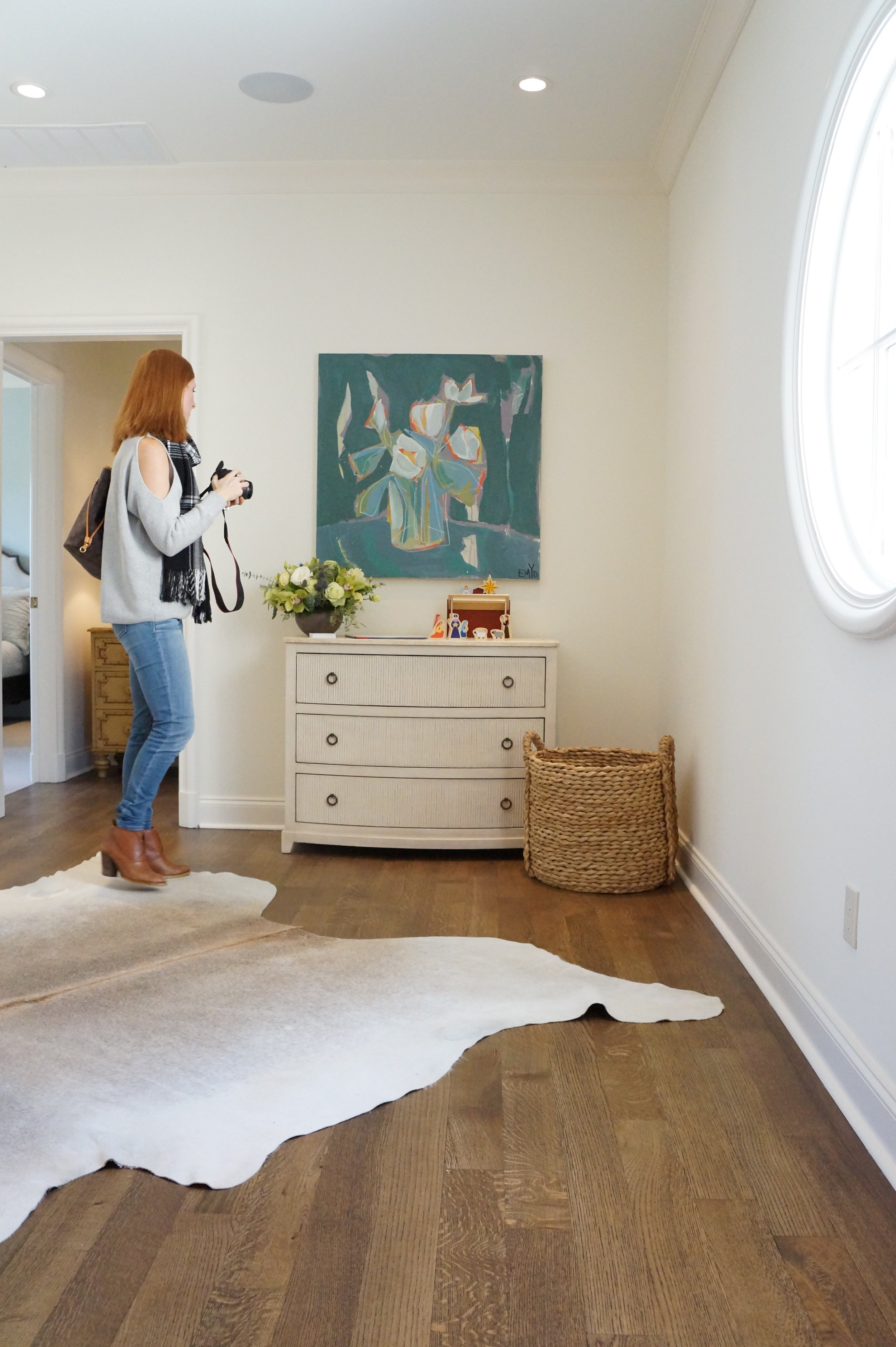 Andrea Fenise Memphis Fashion Blogger previews Vesta Home Show Preview with California Closet