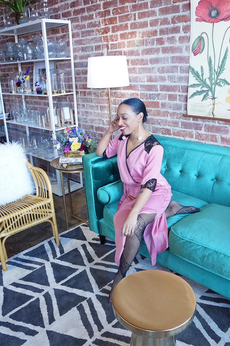 Andrea Fenise MemphisA Fashion Blooger shares feature of Everbloom Design Memphis