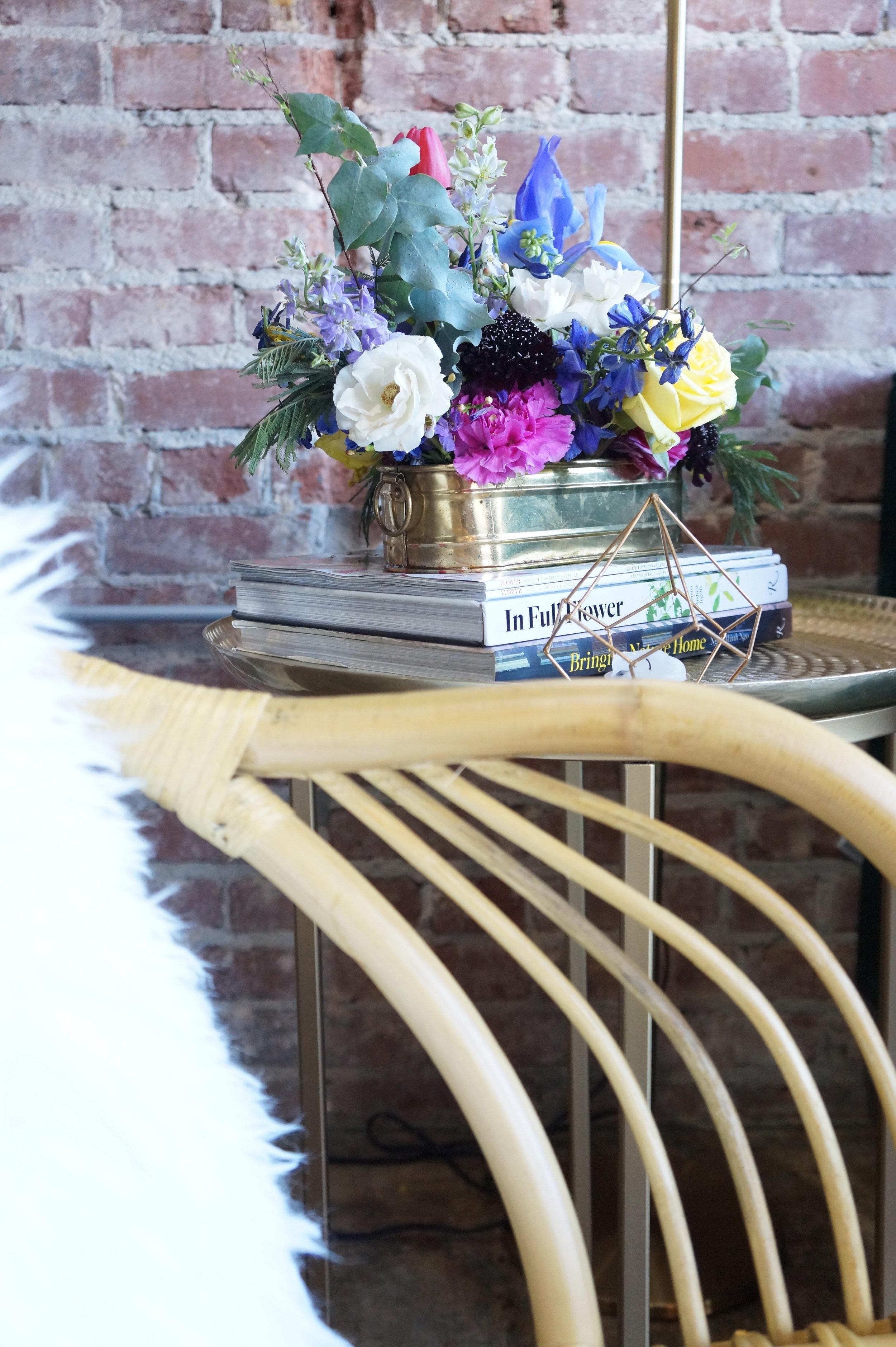 Andrea Fenise Memphis Fashion Blogger shares Everbloom Deisn