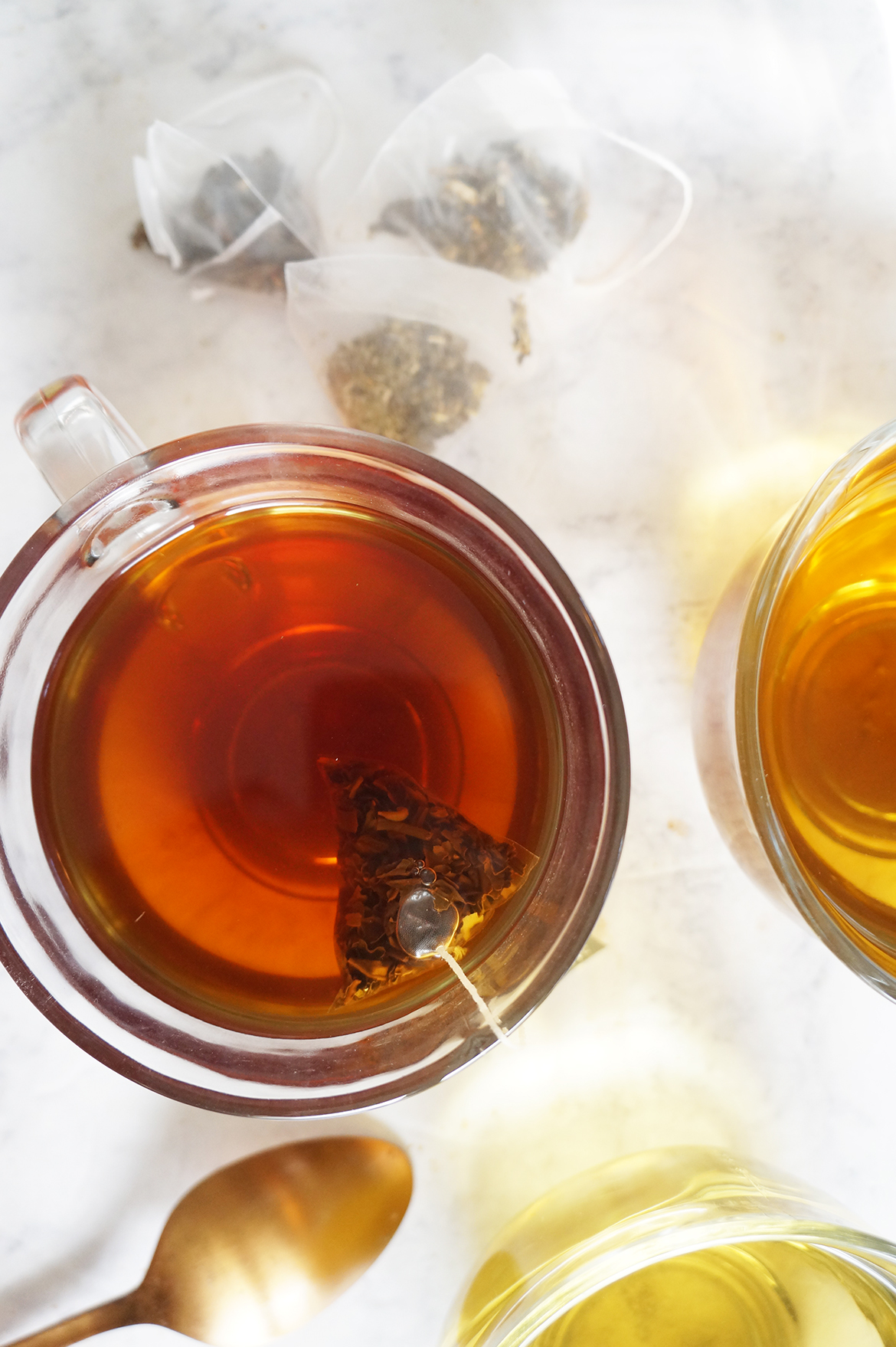 Andrea Fenise Memphis Fashion Blogger and Memphis Food Blogger shares health benefits of tea