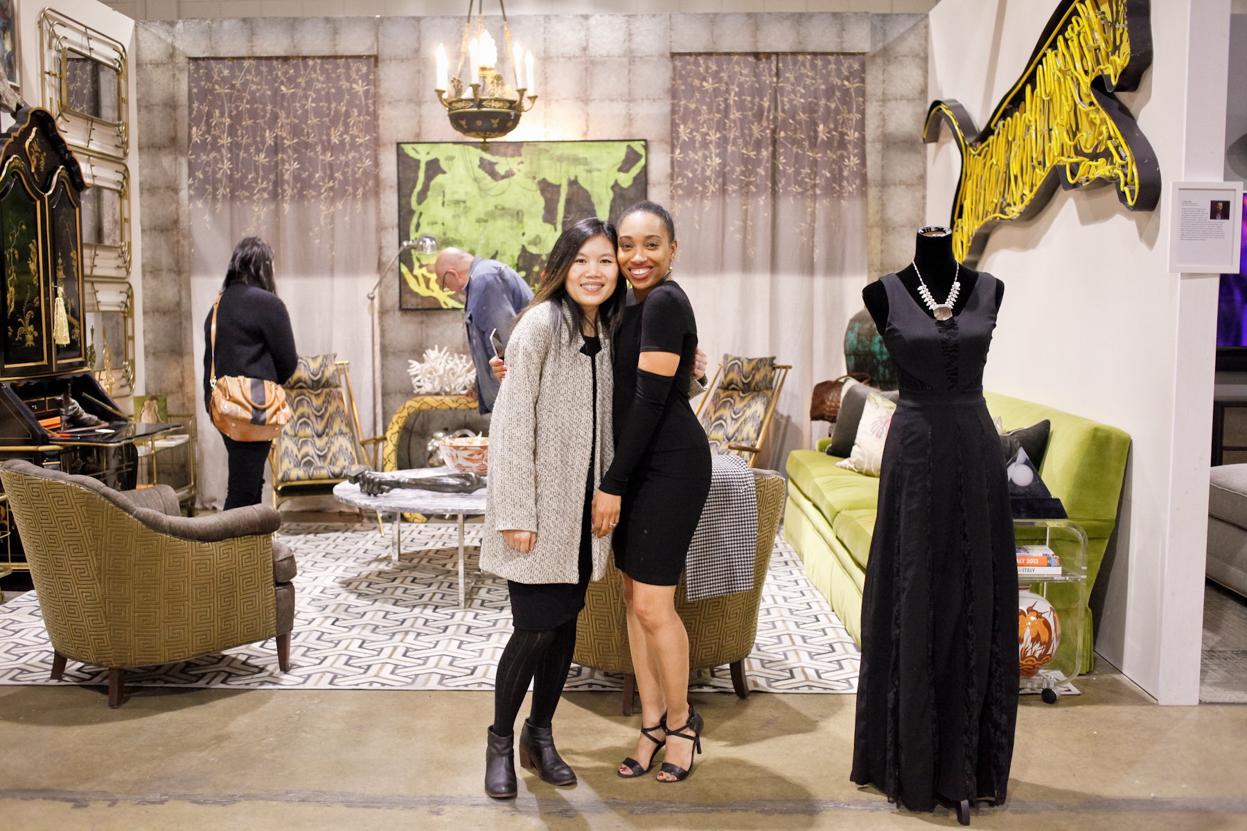 Andrea Fenise Memphis Fashion Blogger shares Arts Memphis