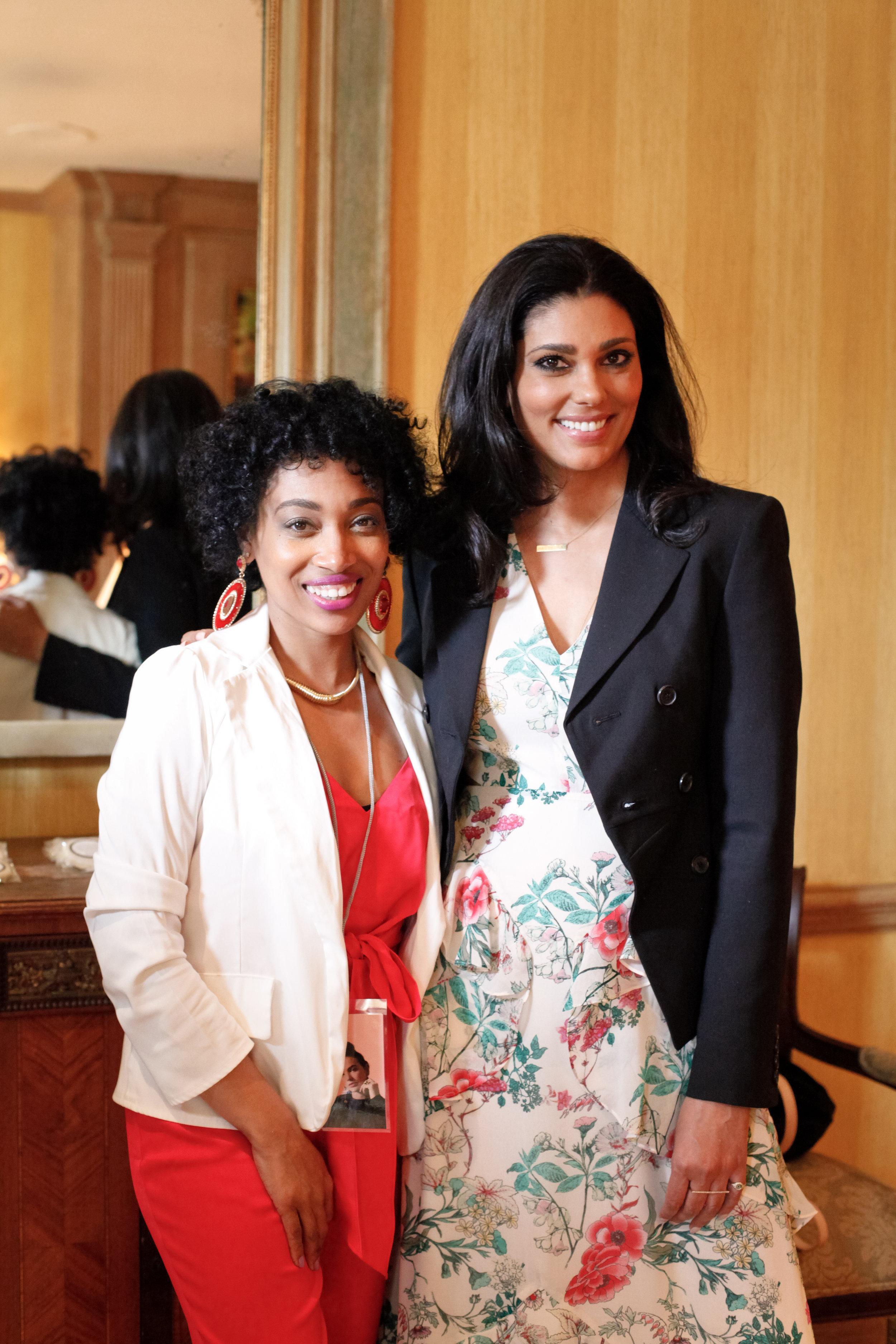 Andrea Fenise Memphis Fashion Blogger shares #memphisfashionweek headlining luncheon with Rachel Roy