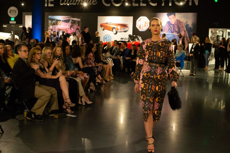 Andrea Fenise Memphis Fashion Blogger shares Memphis Fashion Week Runway Show at Graceland