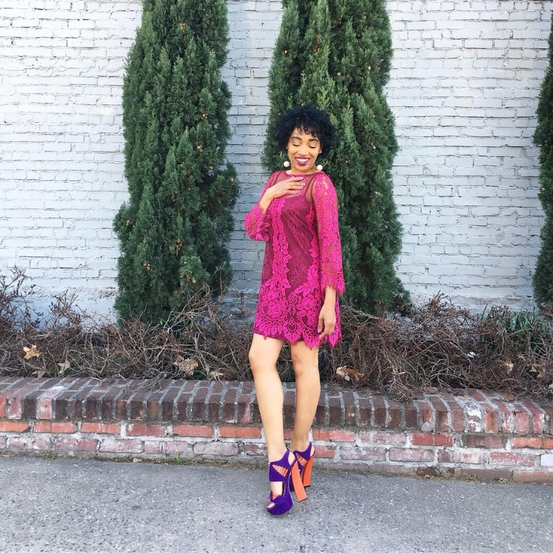 Andrea Fenise Memphis Fashion Blogger shares relaunch of Style Junkie