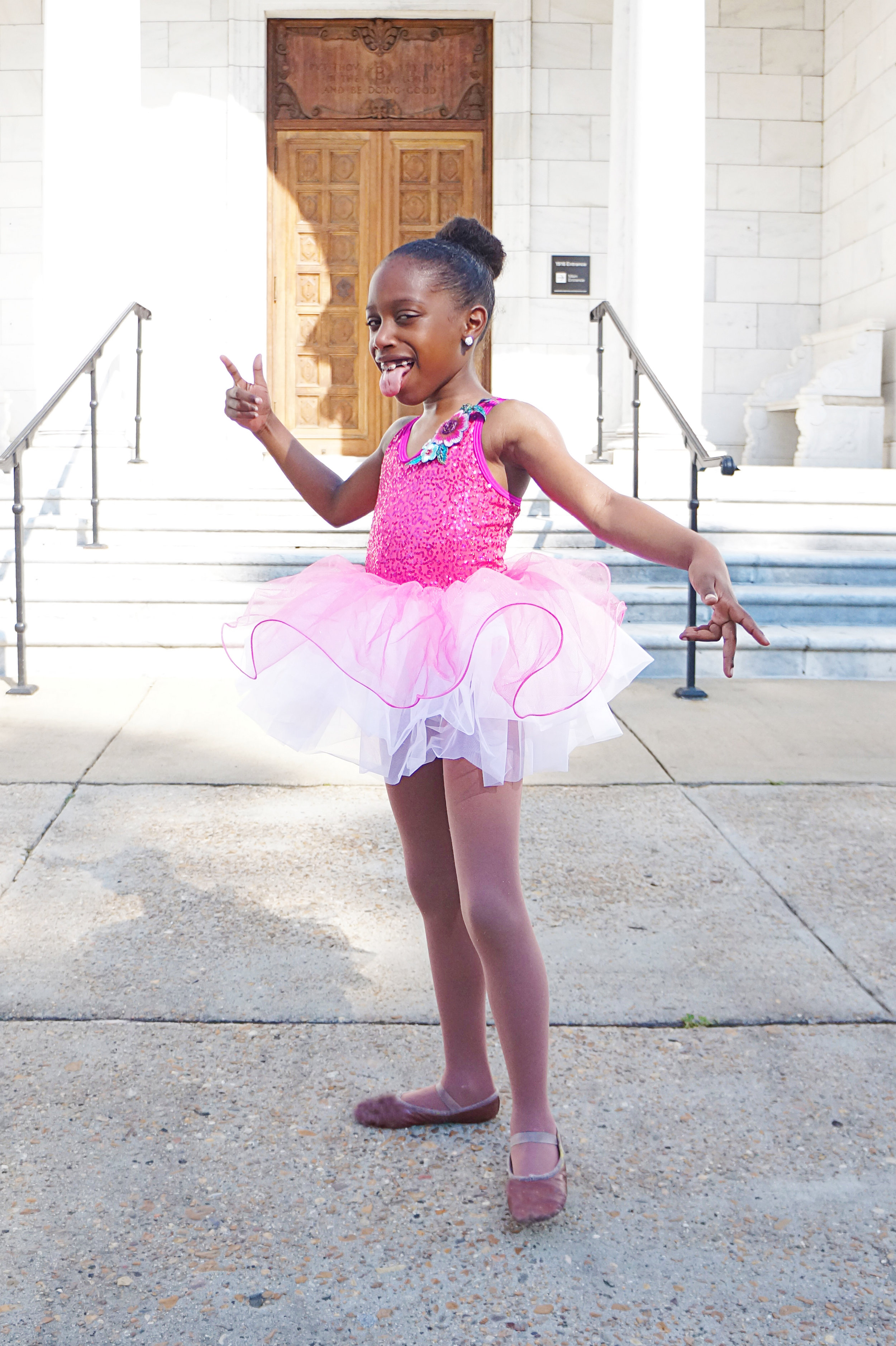 Andrea Fenise Memphis Fashion Blogger shares photo shoot and ad design with her daughter