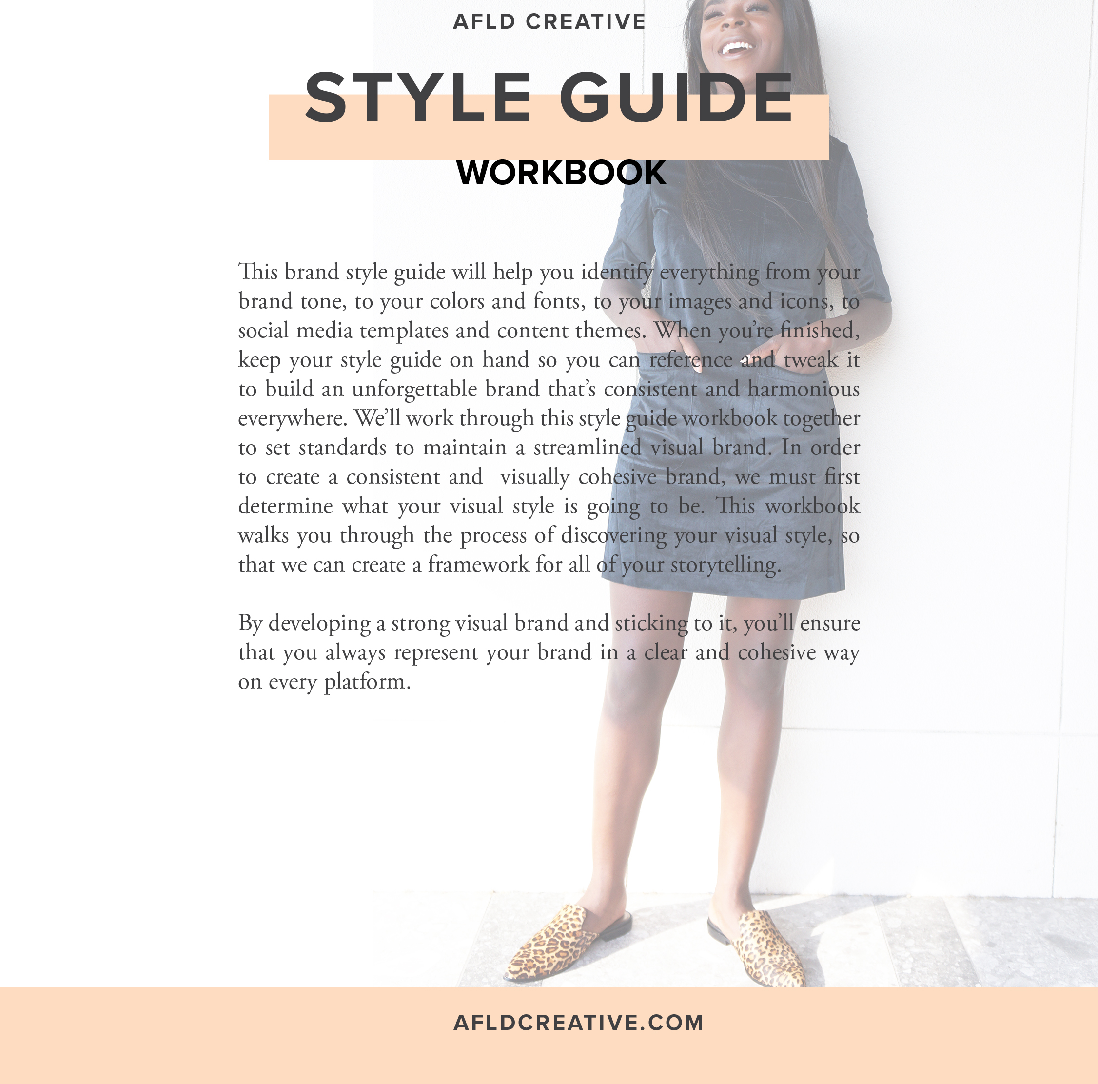 Andrea Fenise Memphis Fashion Blogger shares how to build your own personal brand