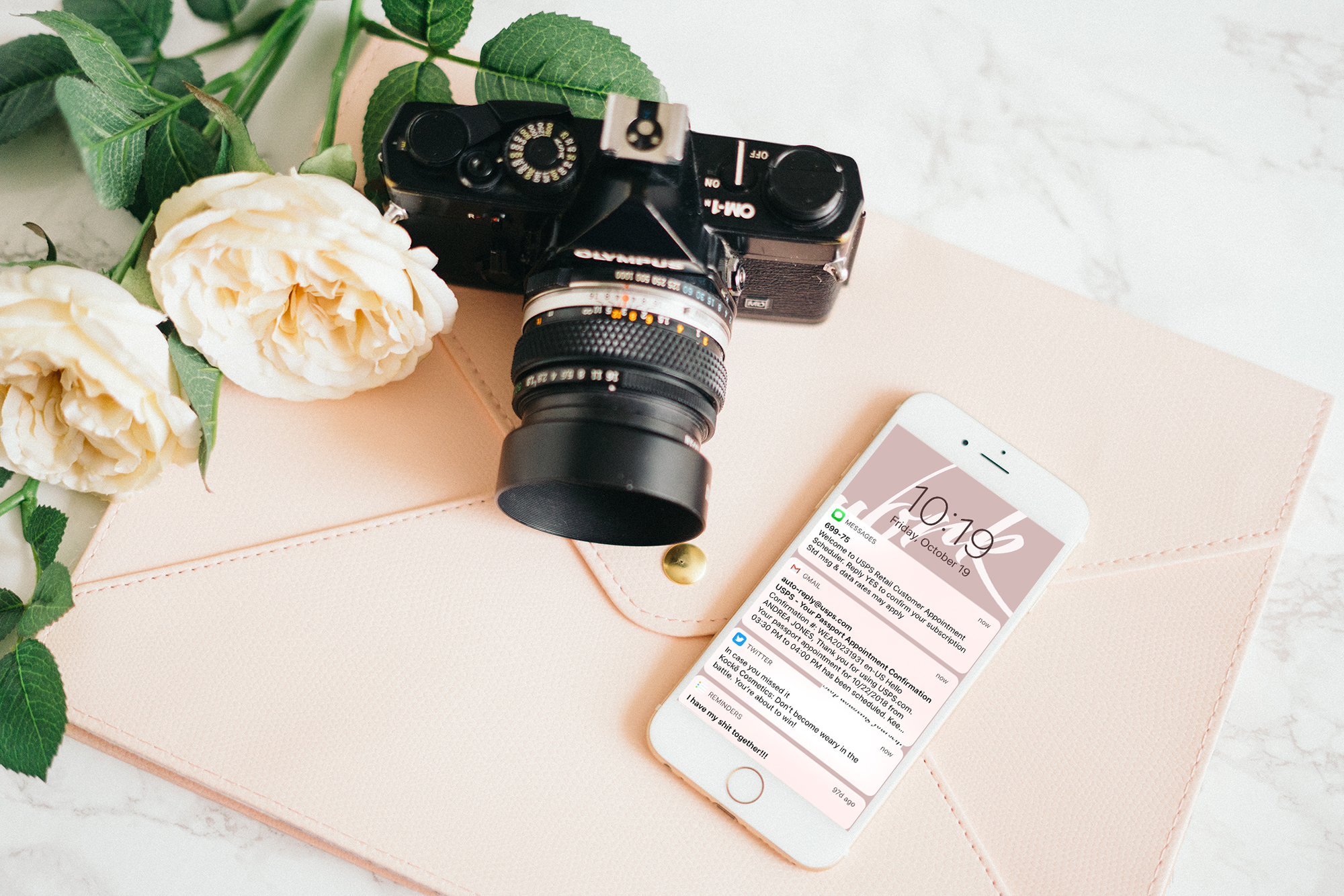 Andrea Fenise Memphis Fashion Blogger shares advice on getting passports