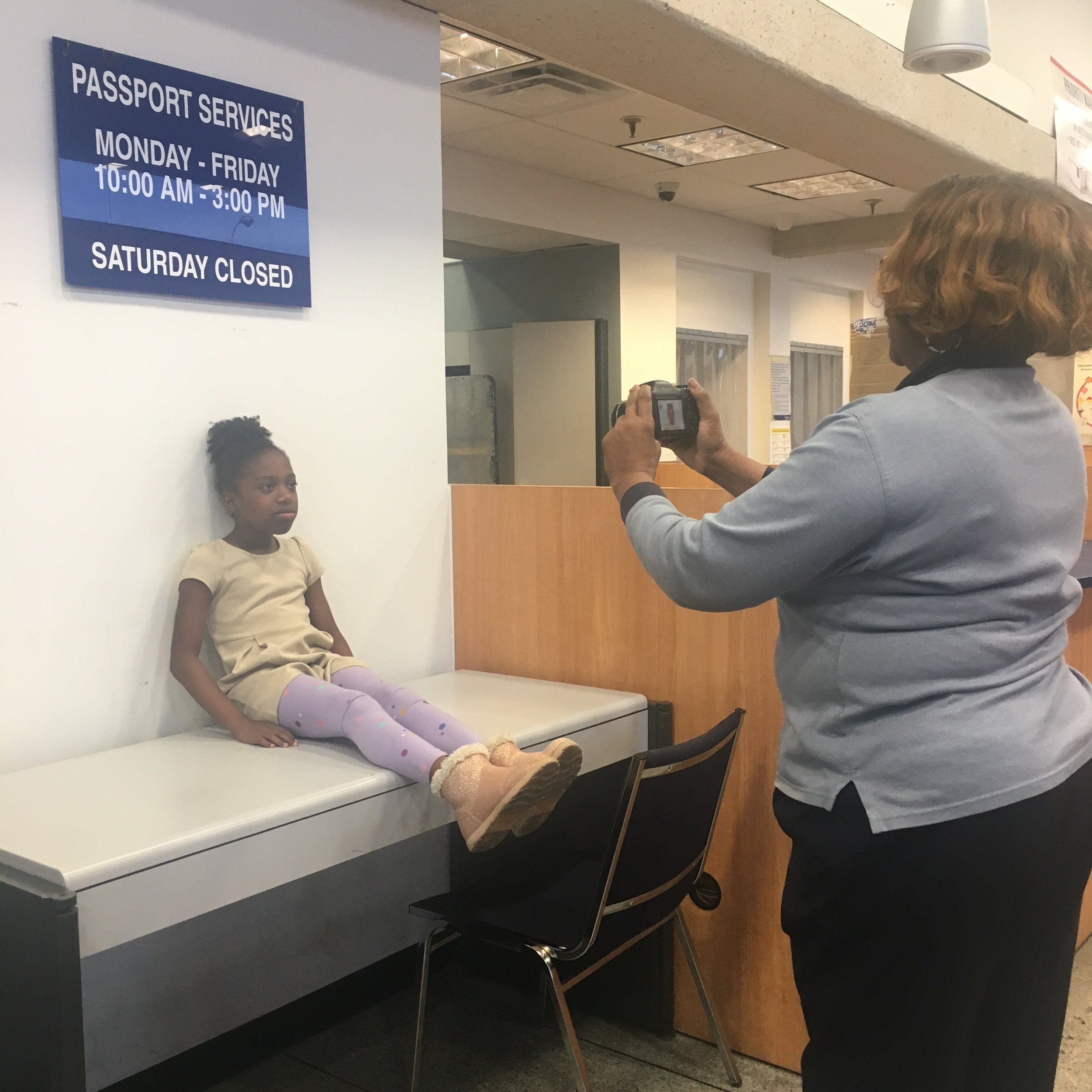 Andrea Fenise Memphis Fashion Blogger and Memphis Parenting Blogger shares process of getting passports