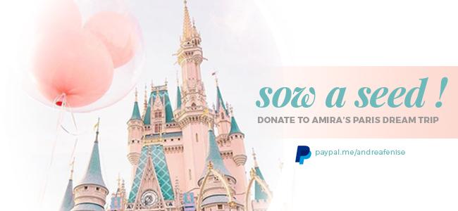 Andrea Fenise Memphis Fashion Blogger shares getting passports for Disneyland Paris Trip