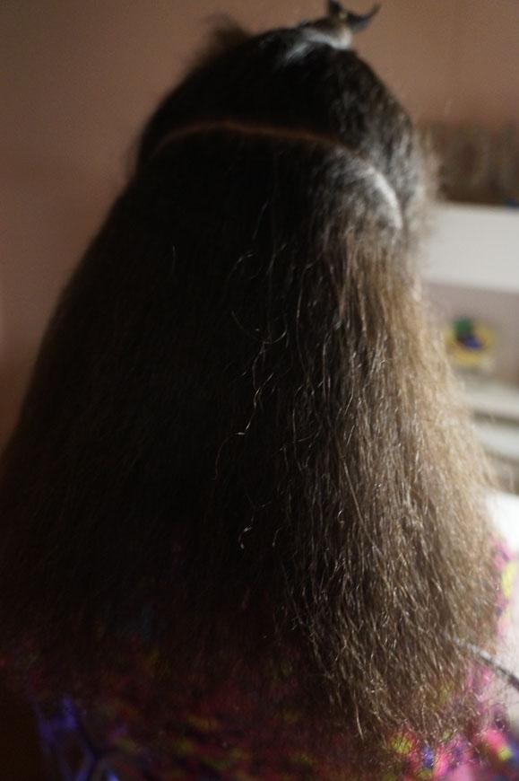 Andrea Fenise Memphis Fashion Blogger shares a natural hair braid out tutorial
