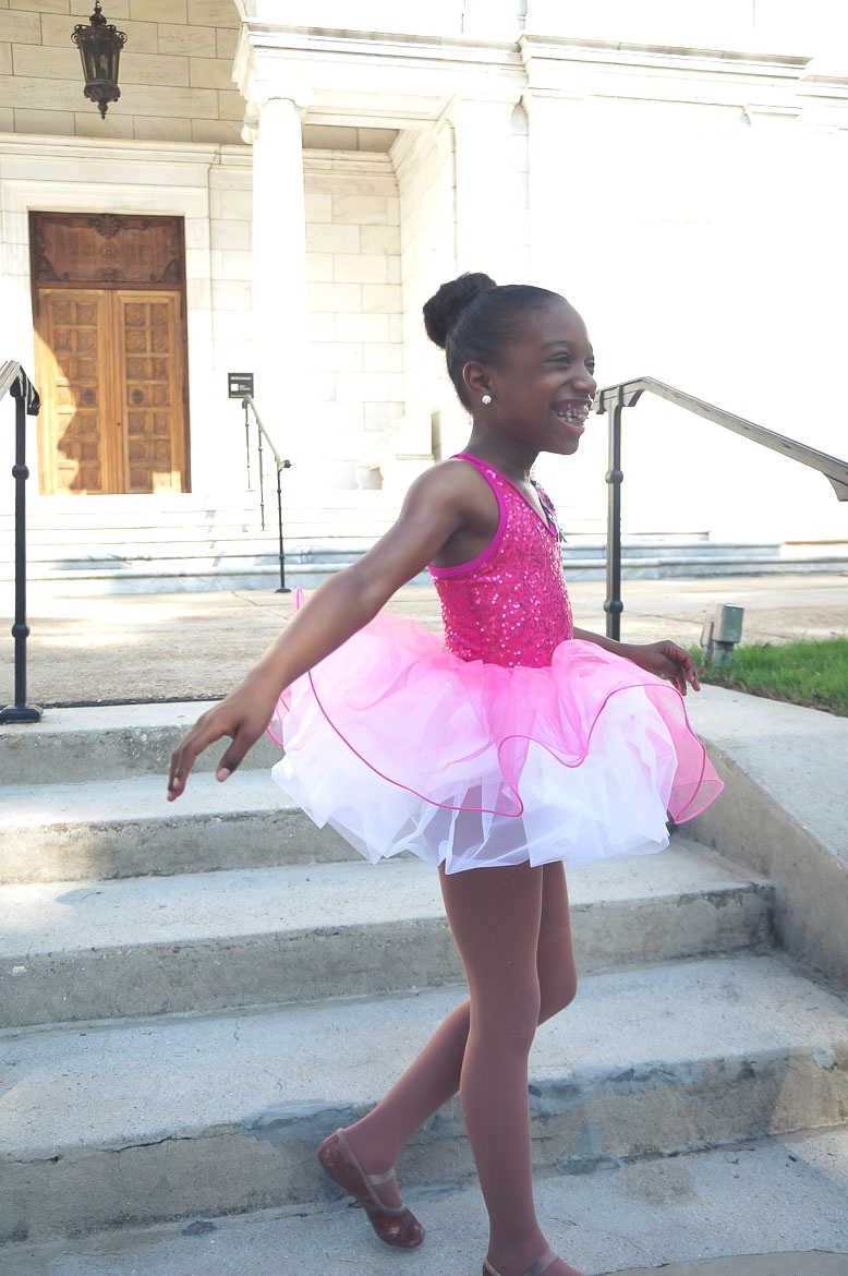 Andrea Fenise Memphis Fashion Blogger shares ways to teach your daughter about self love