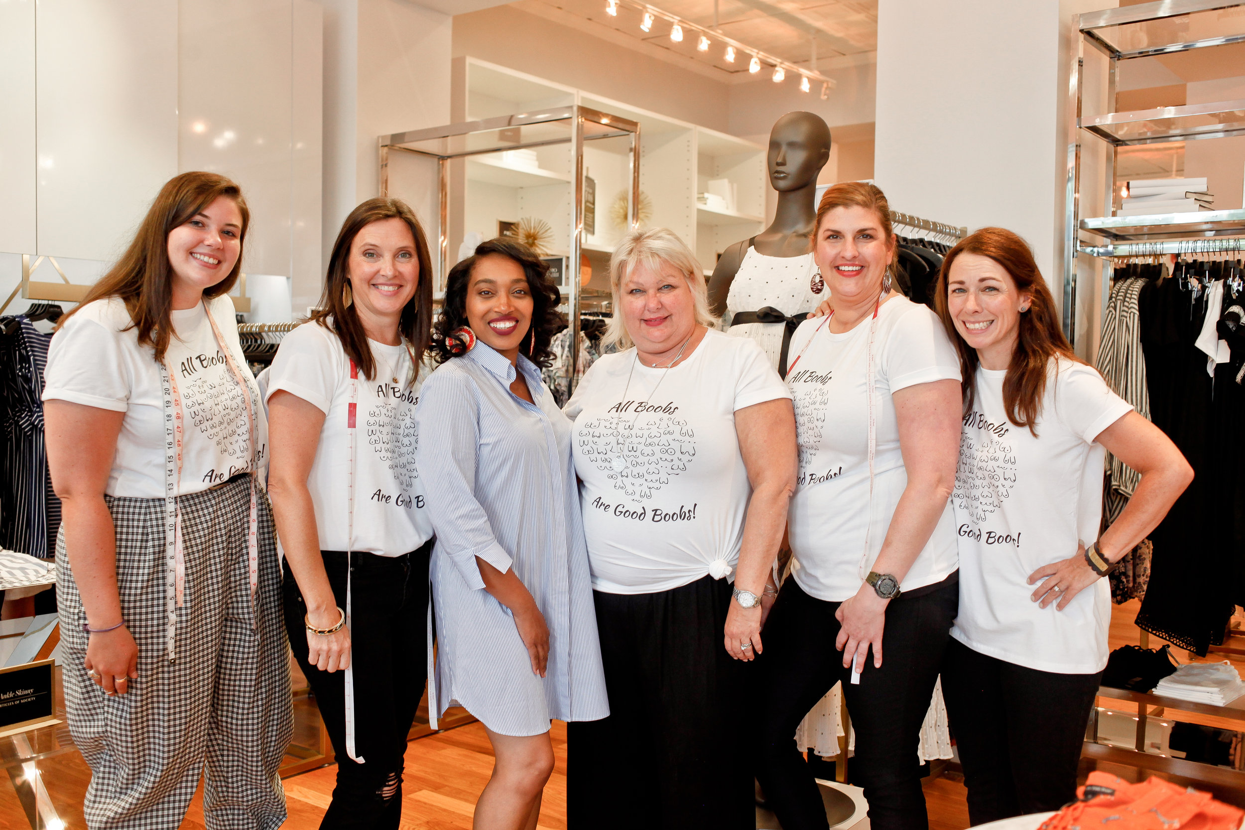 Andrea Fenise Memphis Fashion Blogger recaps Motherhood Maternity Event