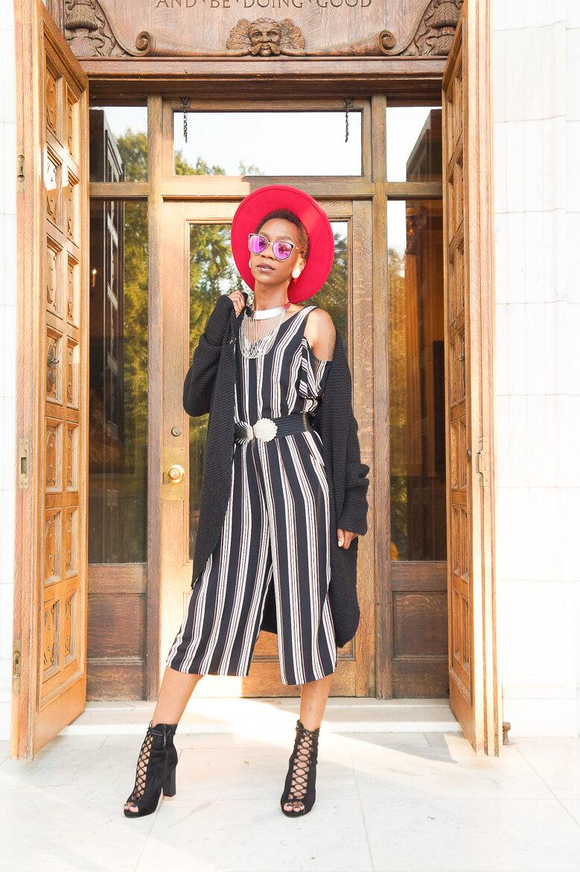 Andrea Fenise Memphis Fashion Blogger shares Memphis Flyer Fall Fashion 2019 story