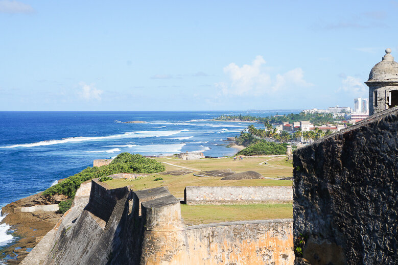 Andrea Fenise Memphis Blogger and Memphis Travel Blogger shares trip to San Juan Puerto Rico