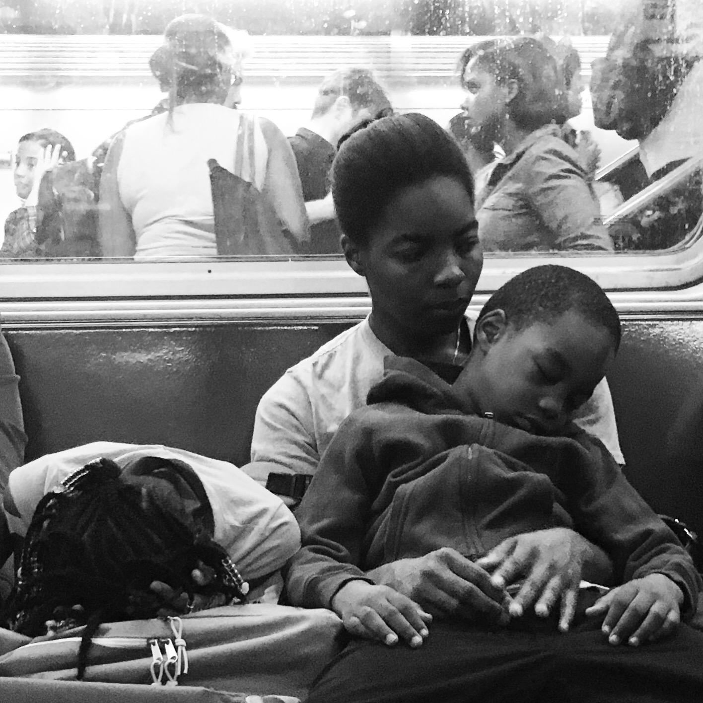 Take the A train series - Sleepy Sweeties 2017
