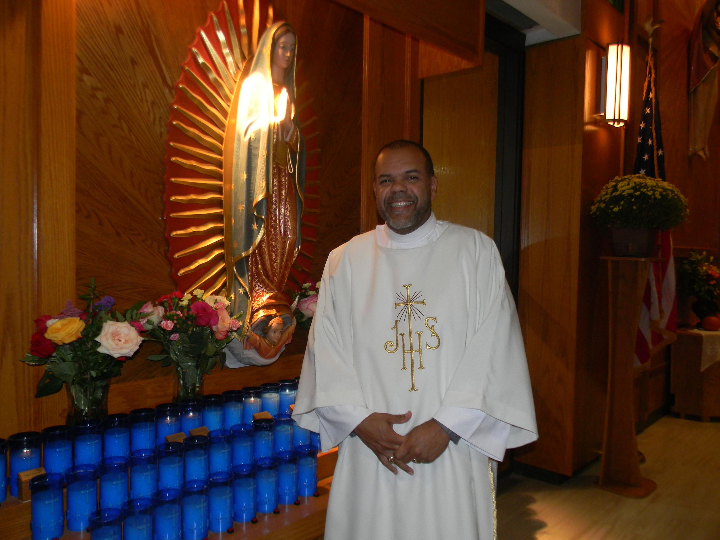 Jose L. Gabin, Deacon