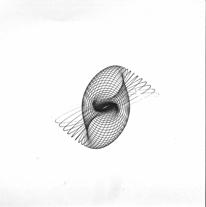 Lissajous Curve 3