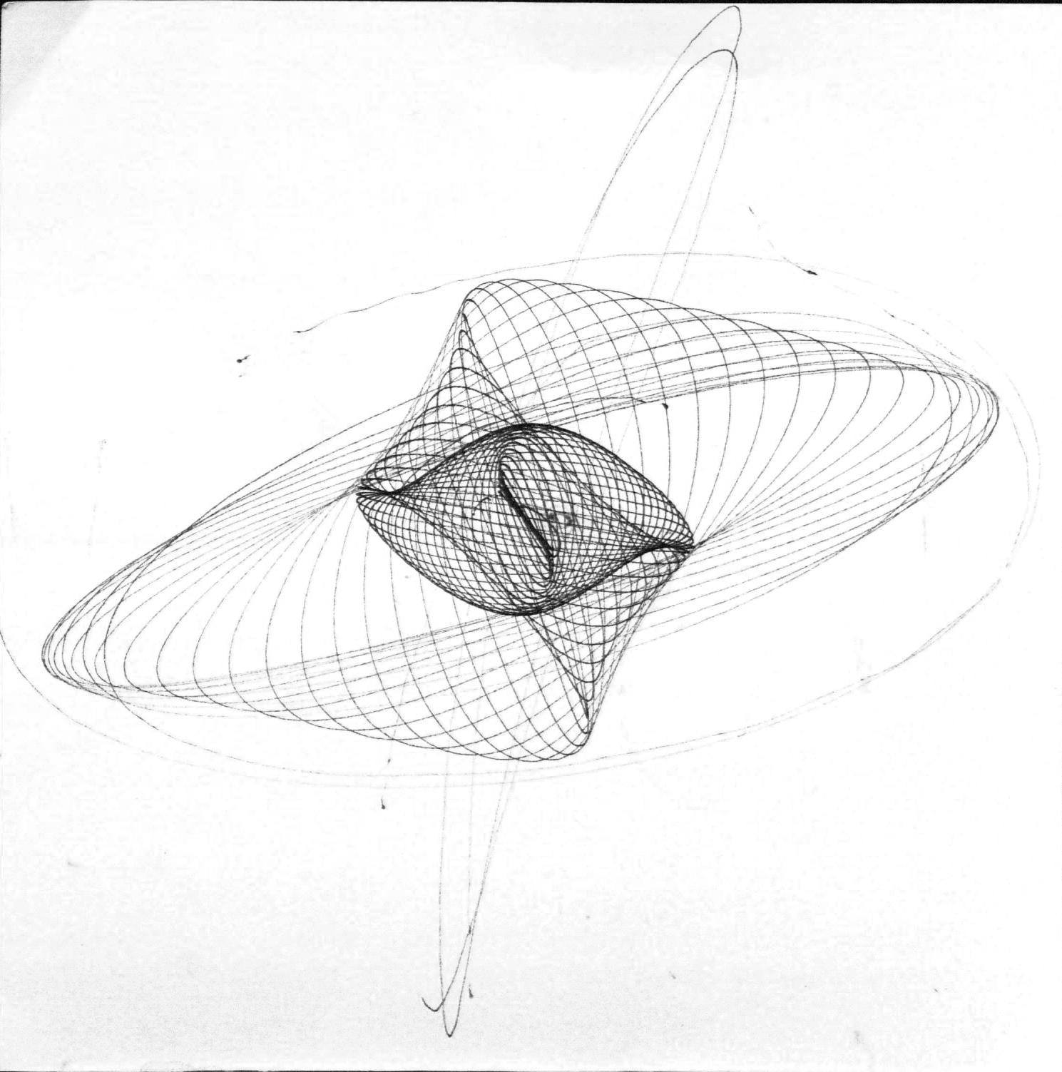 Lissajous Curve 4