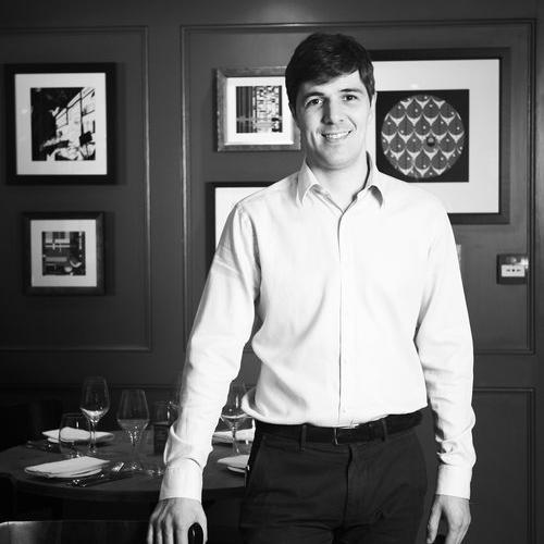 Pedro Borges - Sommelier & Restaurant Manager