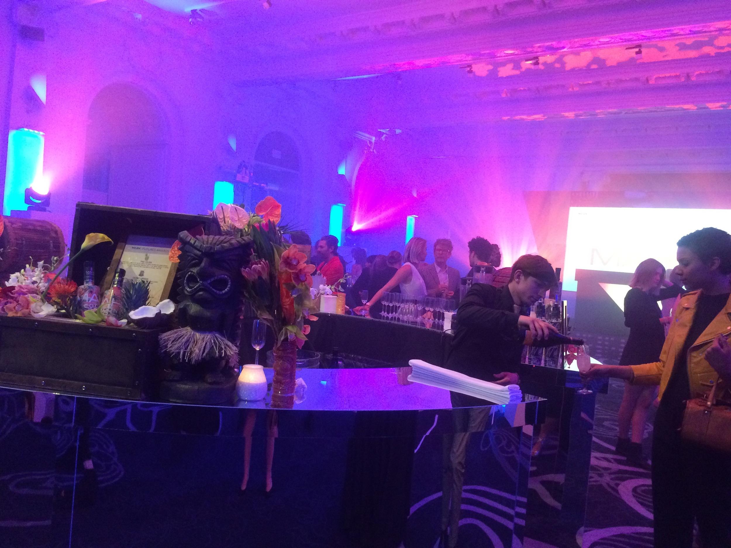 WGSN Awards Mahiki Afterparty at 8 Northumberland Avenue