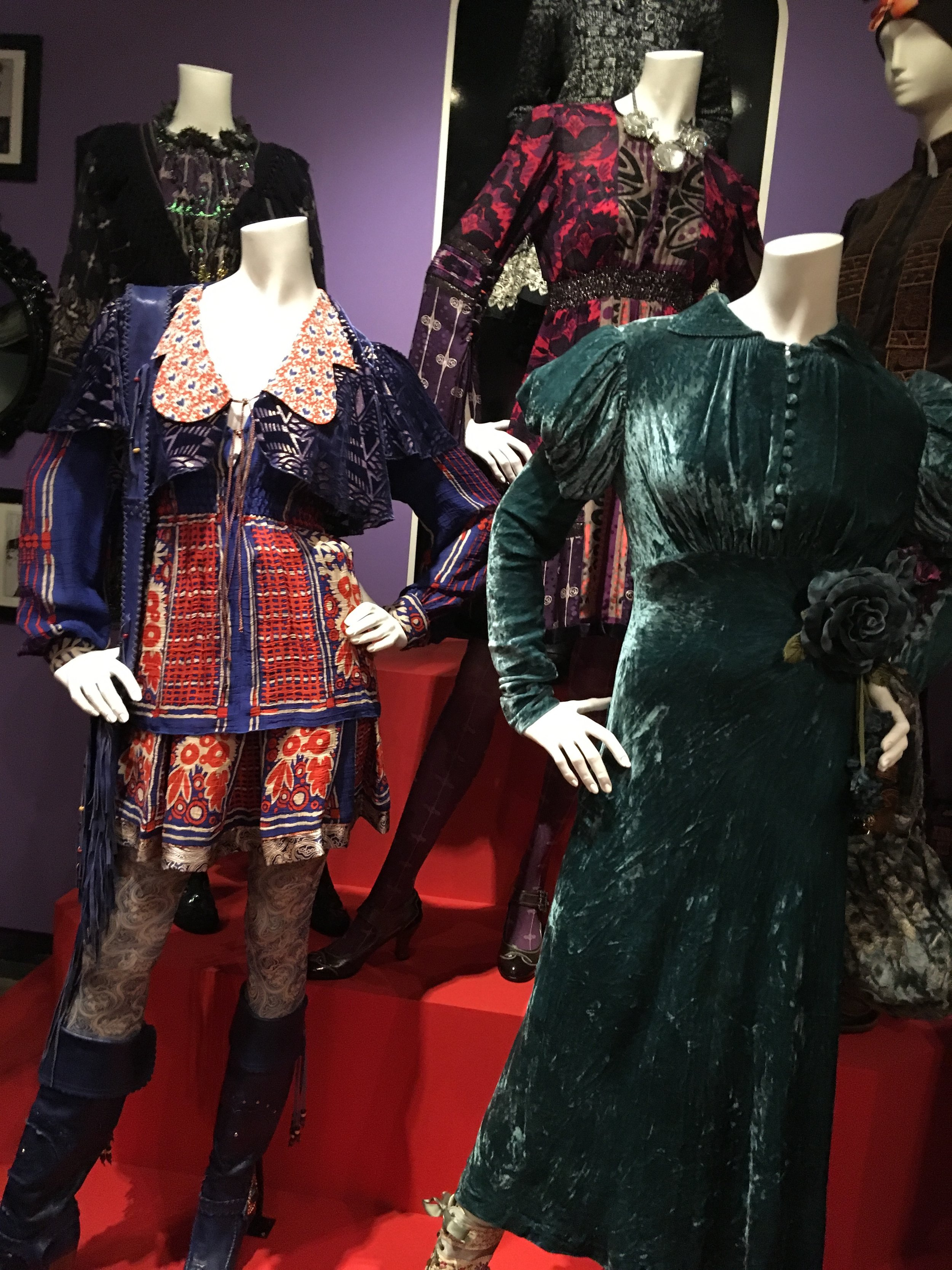 Personal styling London: Anna Sui's Victoriana collection, A/W 1993