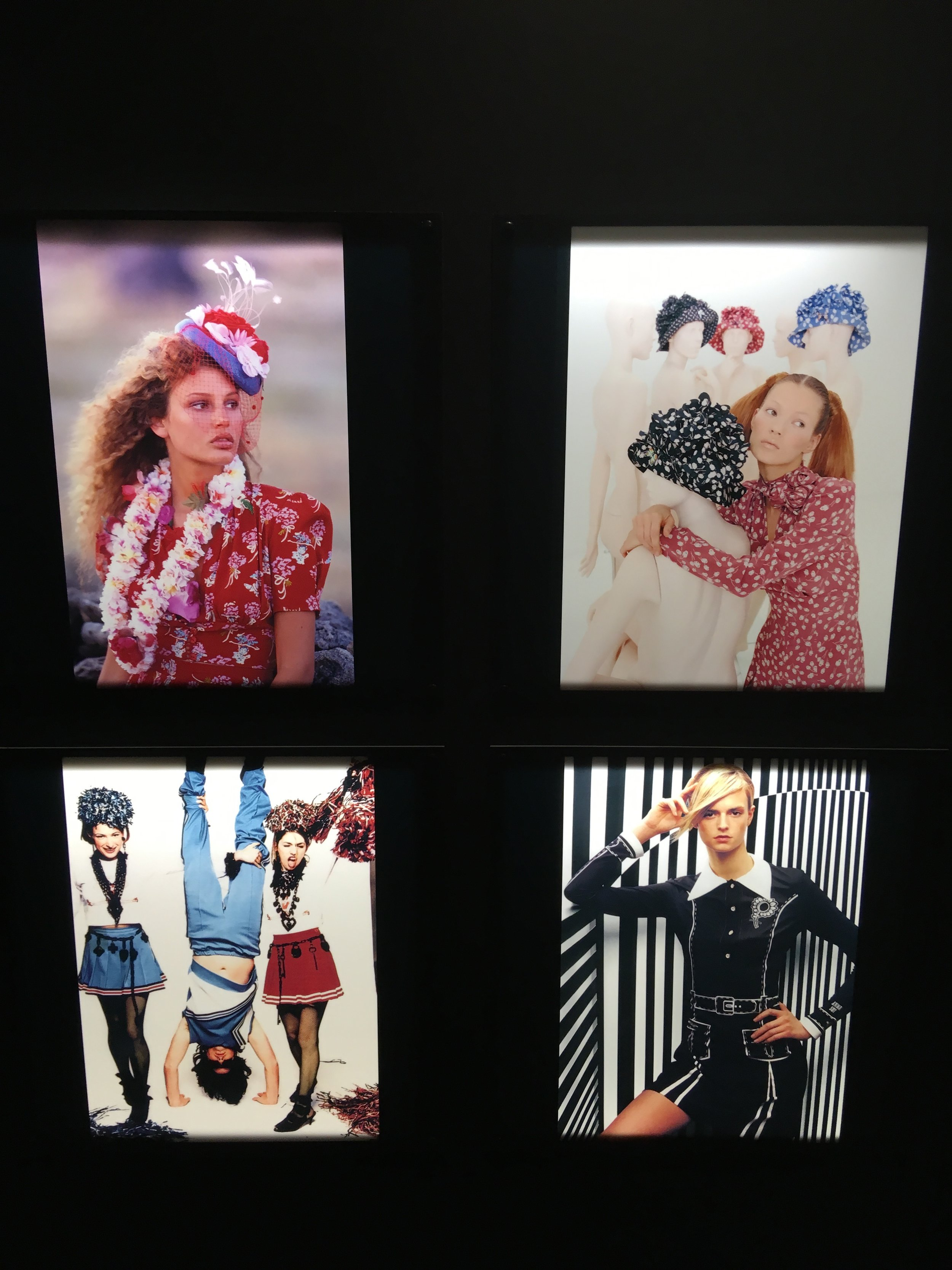 Personal stylists London: Anna Sui effortlessly makes hip and exuberantly original clothing.