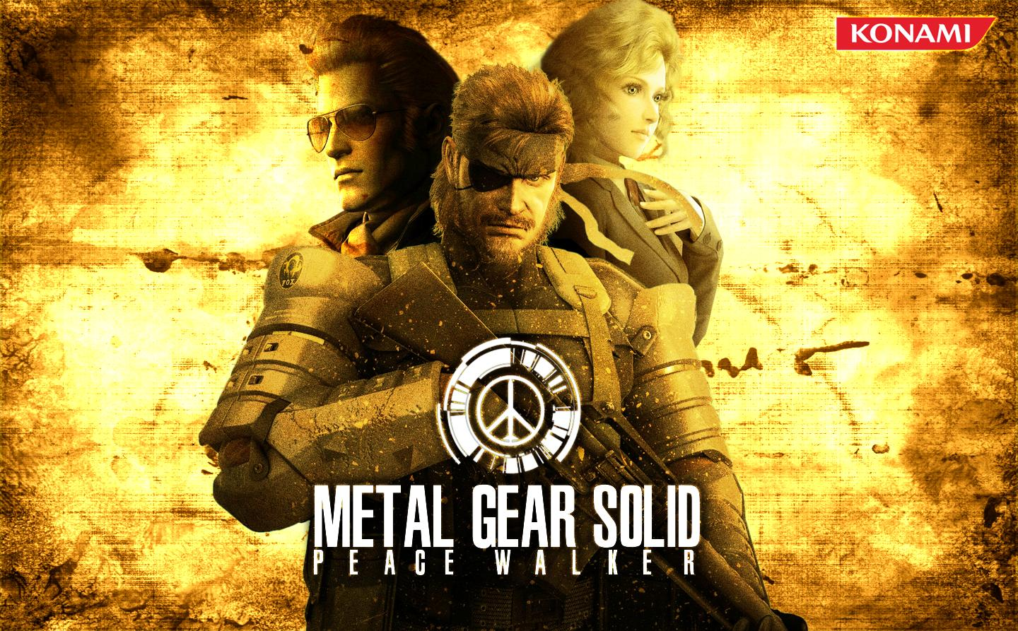 Metal Gear Solid Peace Walker  Start Time: Dec. 6th 10 PM Pacific
