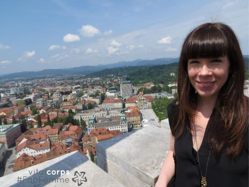In Ljubljana - Slovenia is fantastic!
