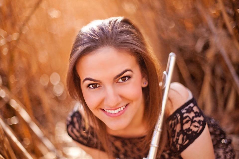 Allison Parramore, Flute